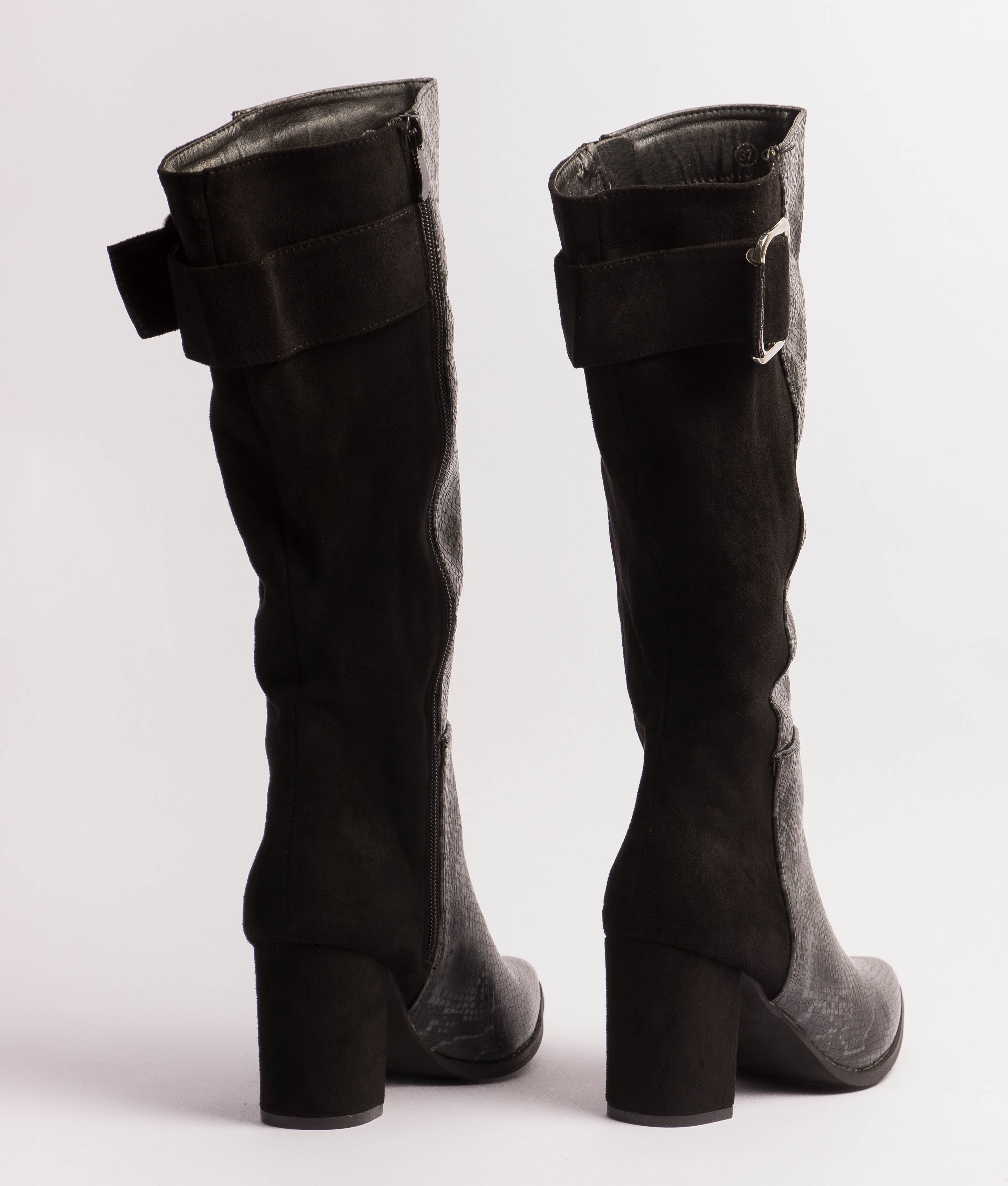 Knee-Lenght Boot Remia - Black