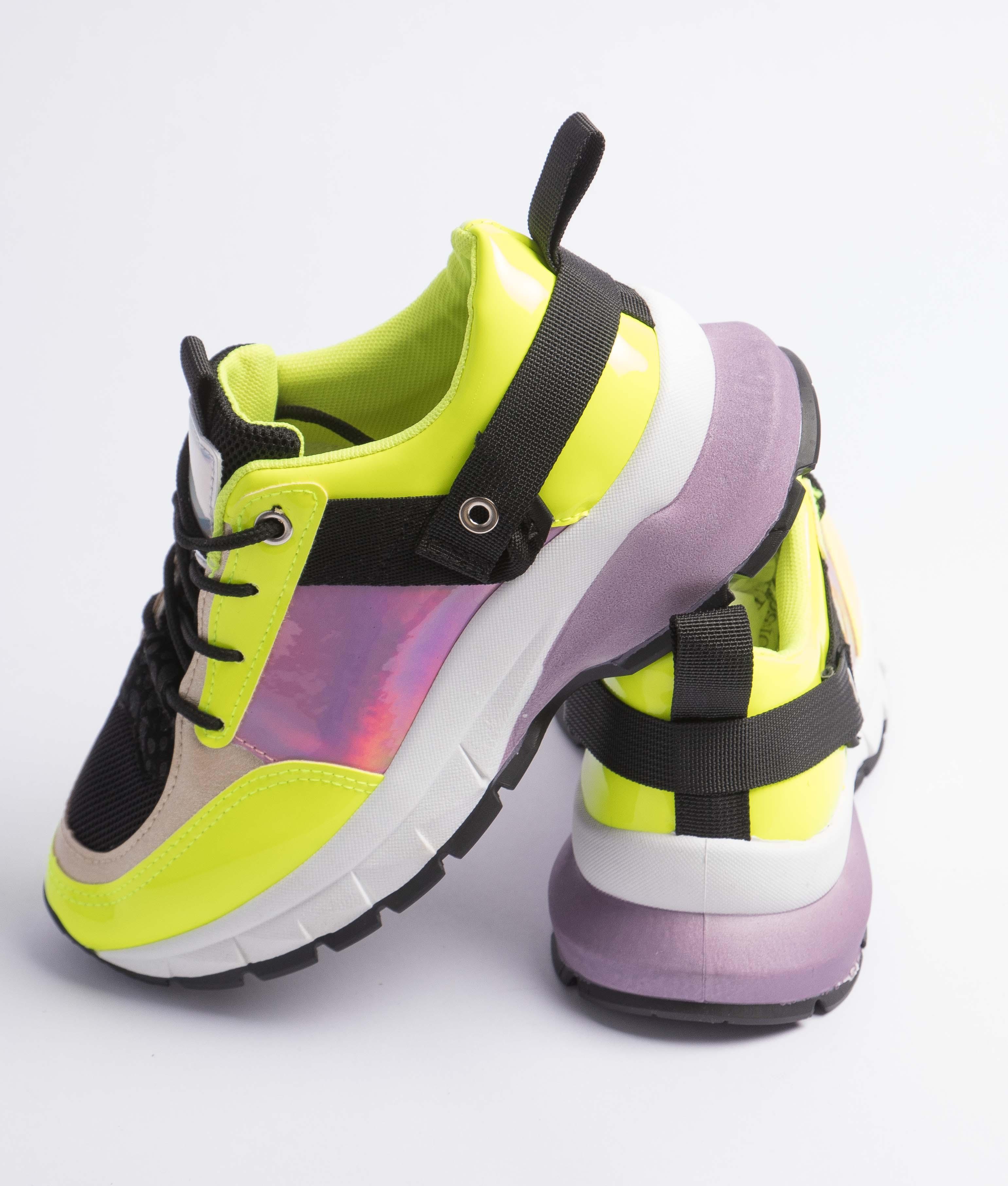 Sneakers Nirea - Amarelo