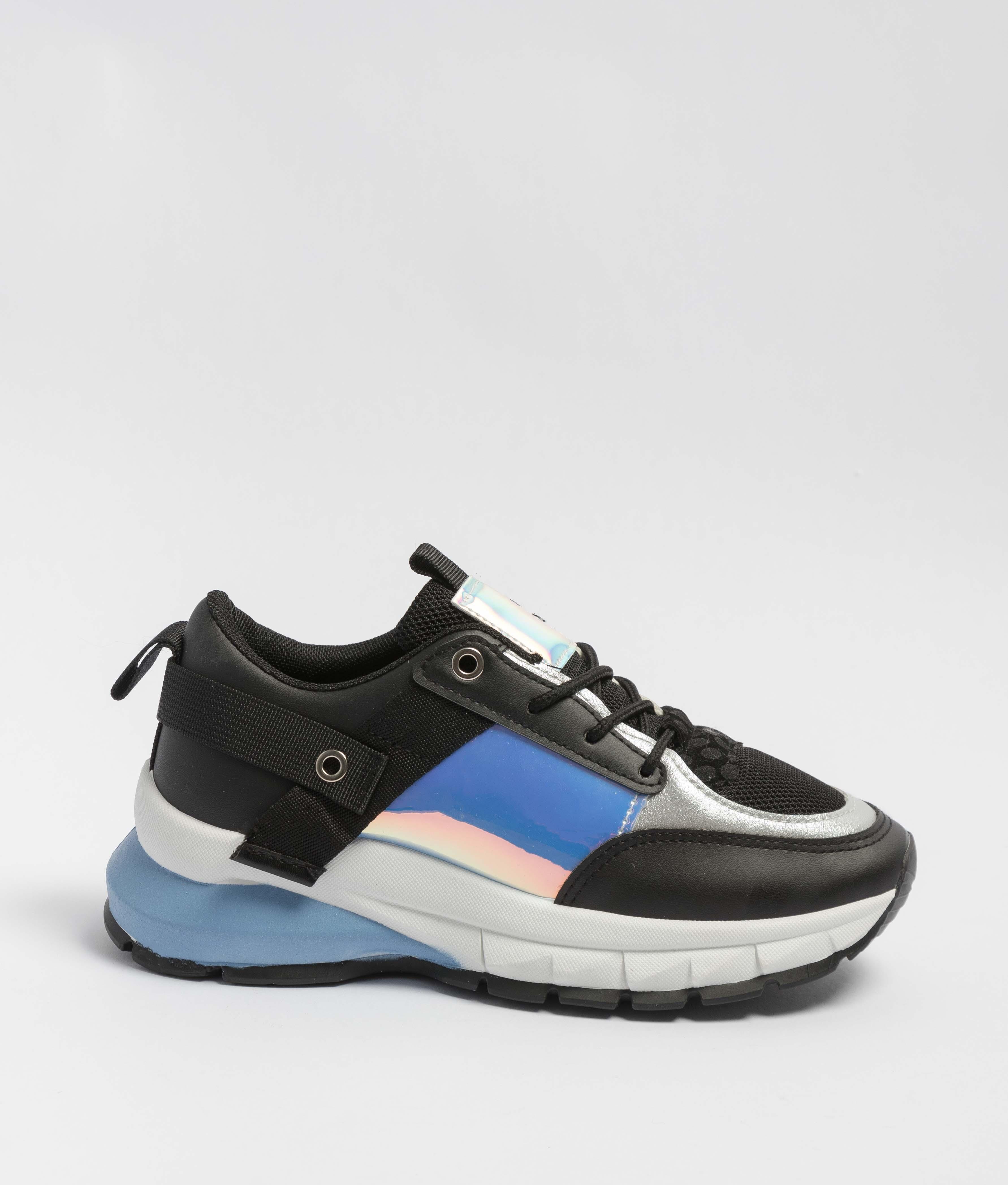 Sneakers Nirea - Negro