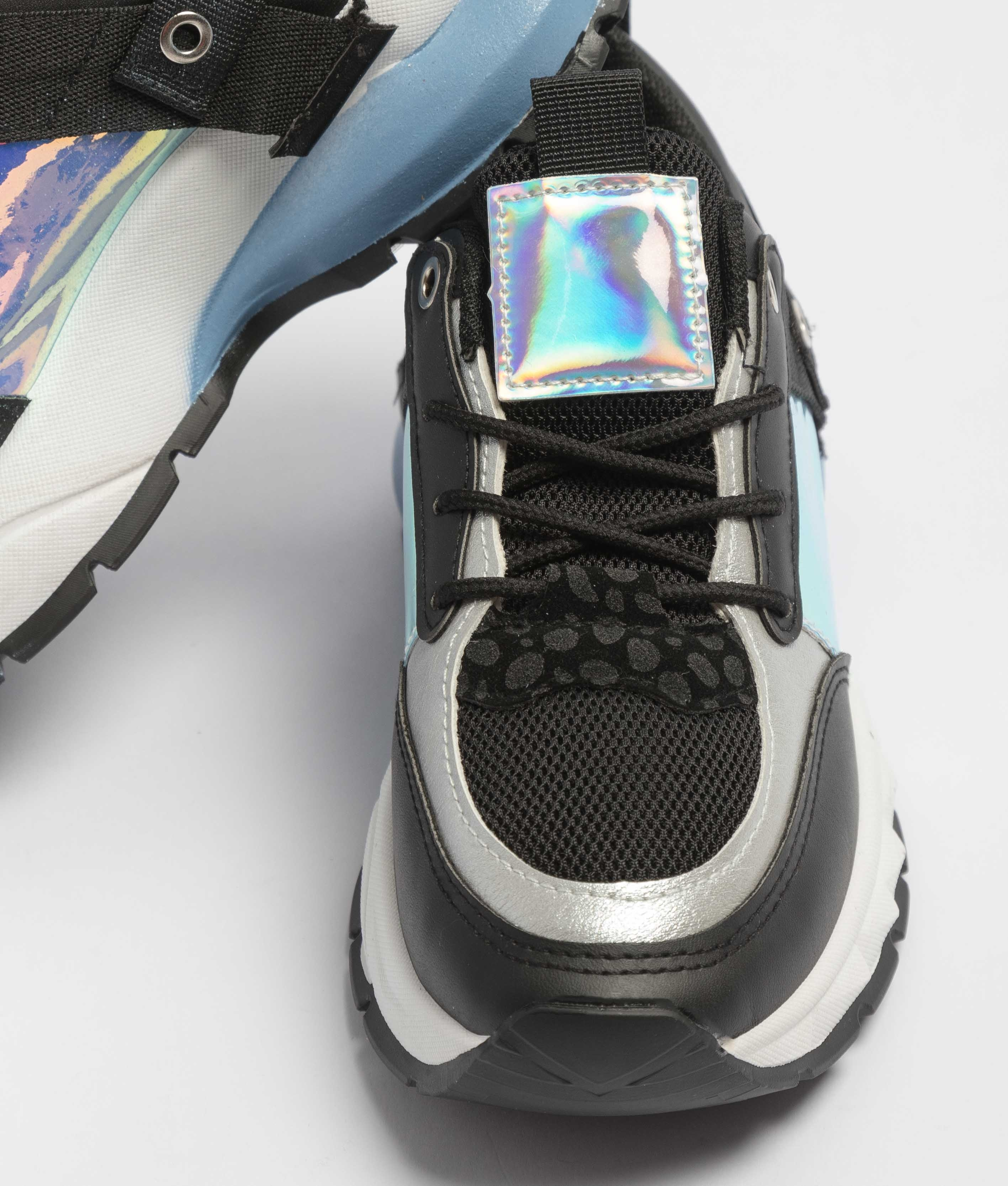 Sneakers Nirea - Preto