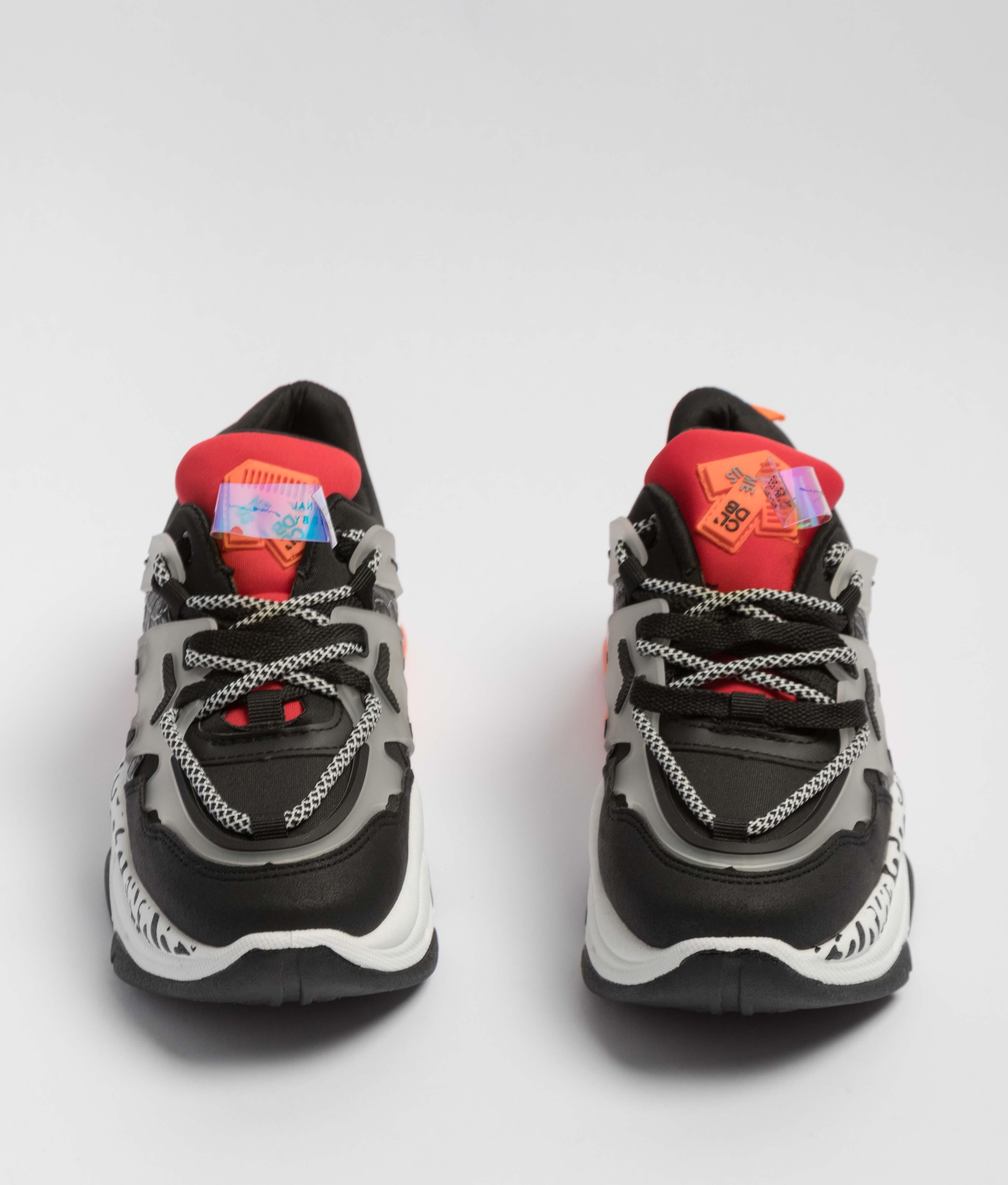 Sneakers Breta - Preto