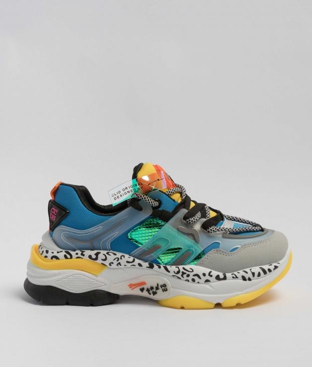Sneakers Breta - Bleu