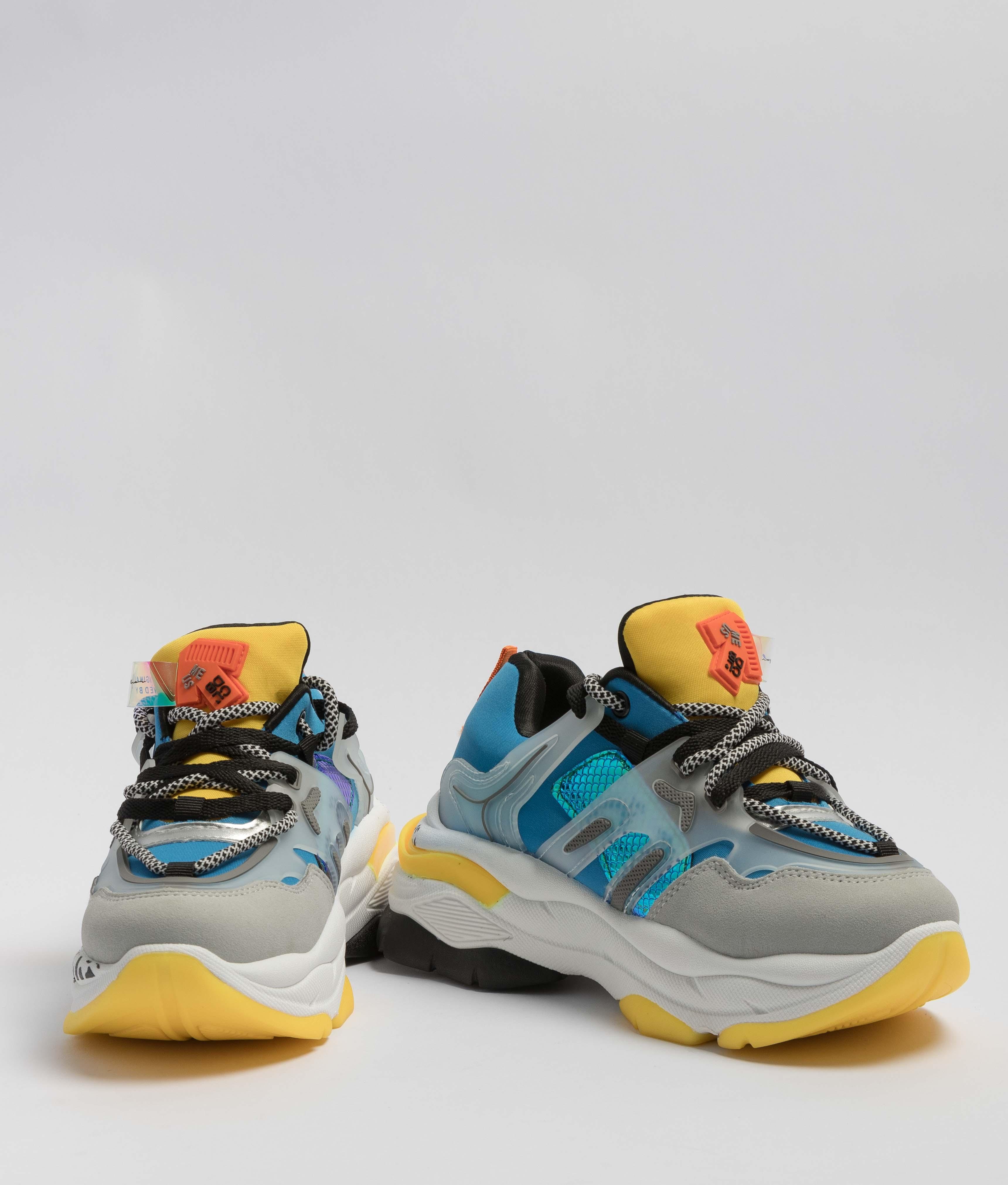 Sneakers Breta - Azul