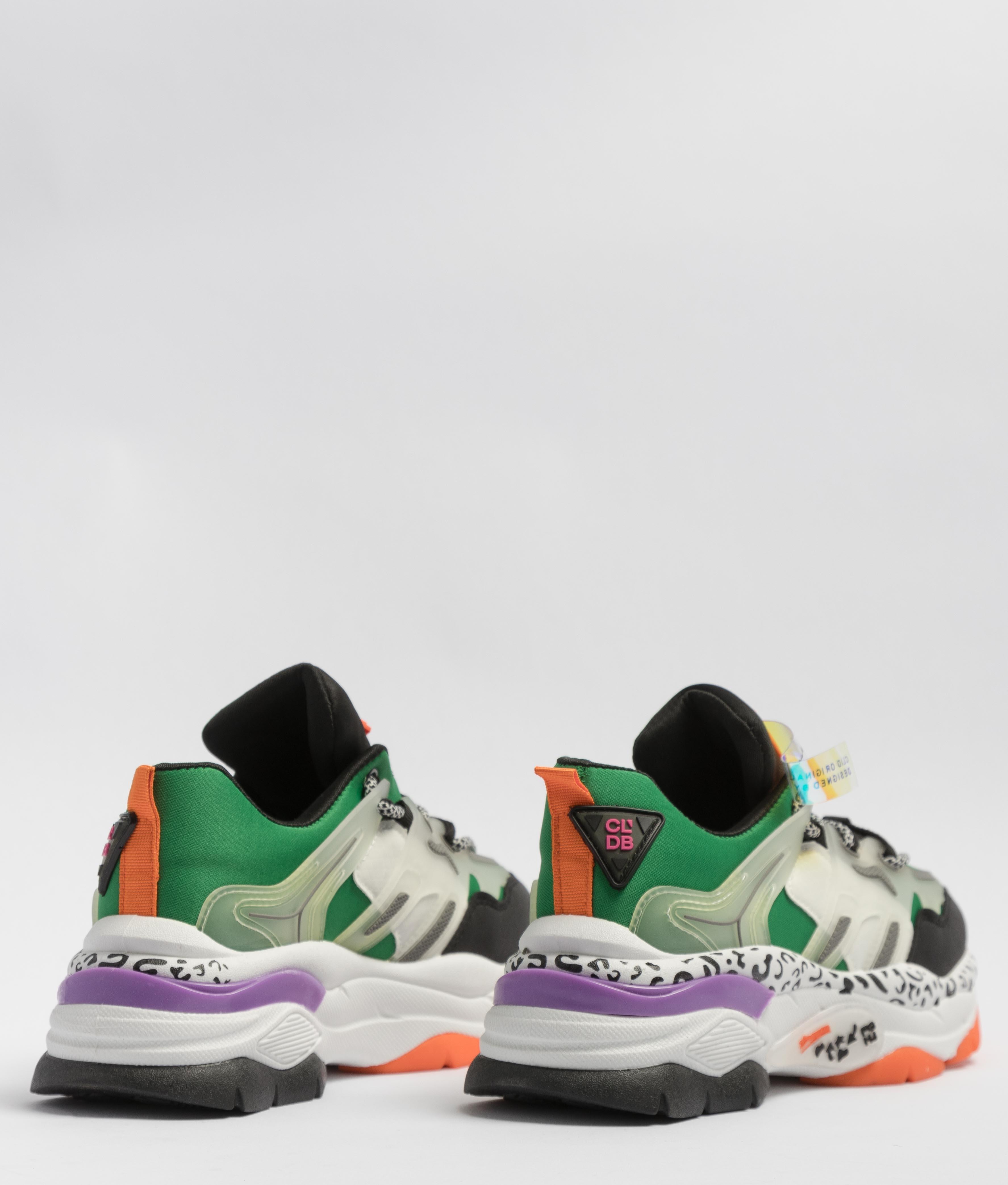 Sneakers Breta - Verde