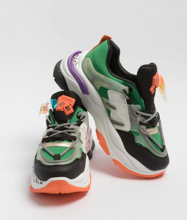 Sneakers Breta - Green