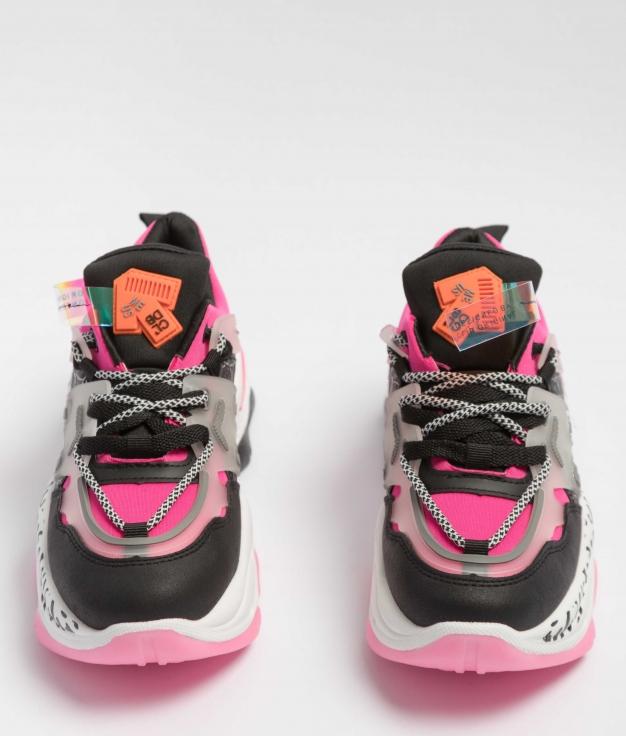 Sneakers Breta - Fuchsia