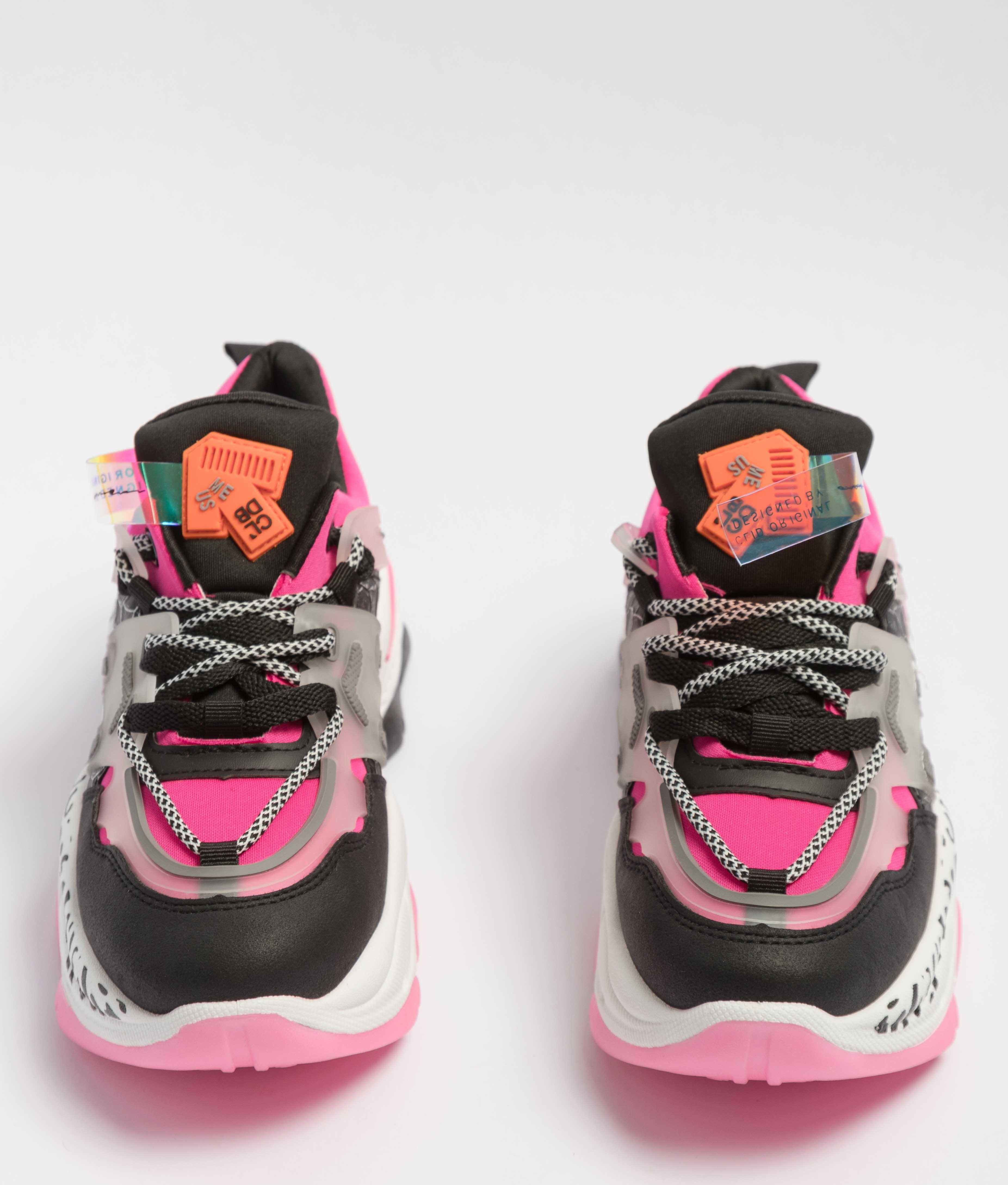 Sneakers Breta - Fúcsia
