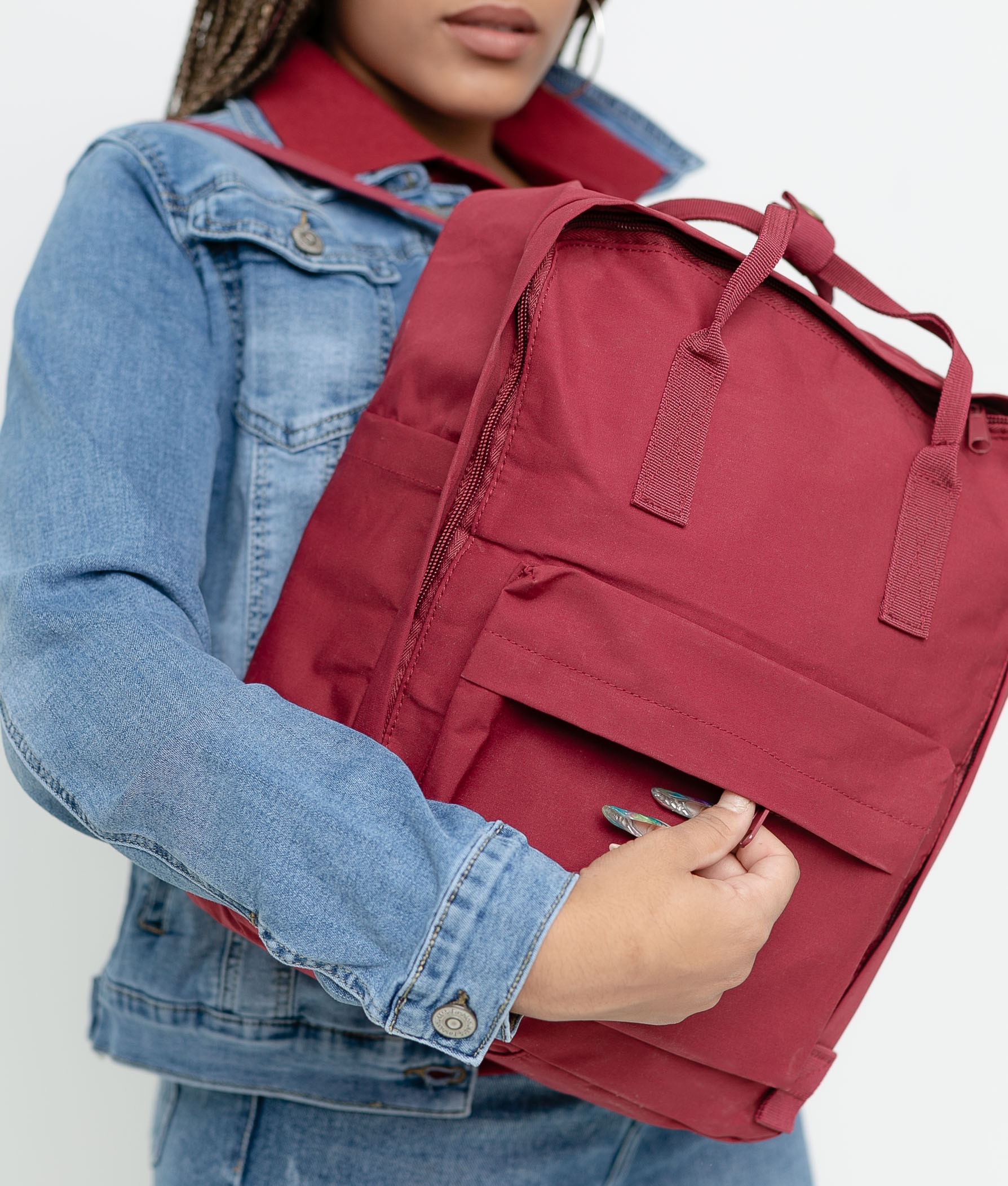 VERILO BACKPACK - MAROON