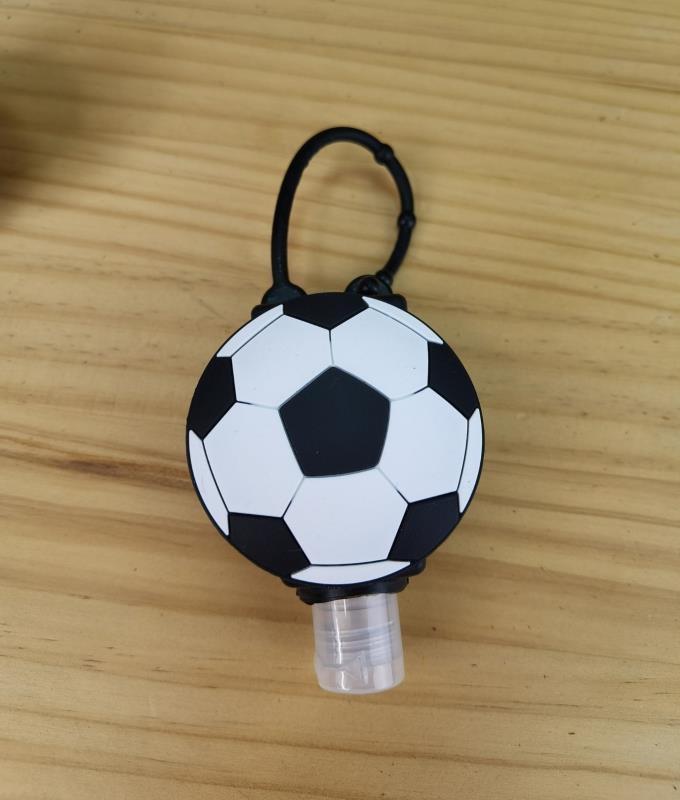 Porta desifectante de silicona Fila - pelota
