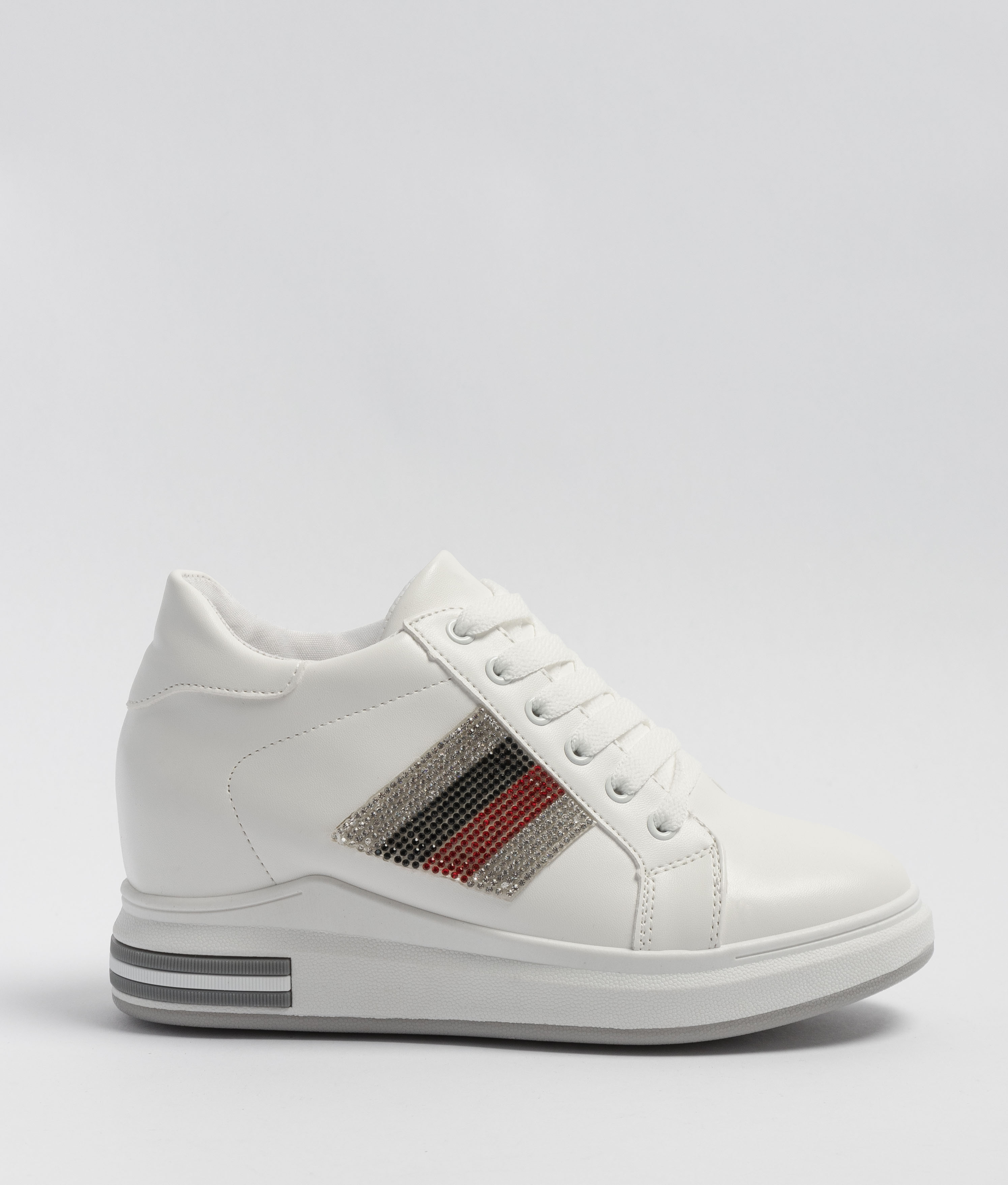 Sneakers Silky - Bianco