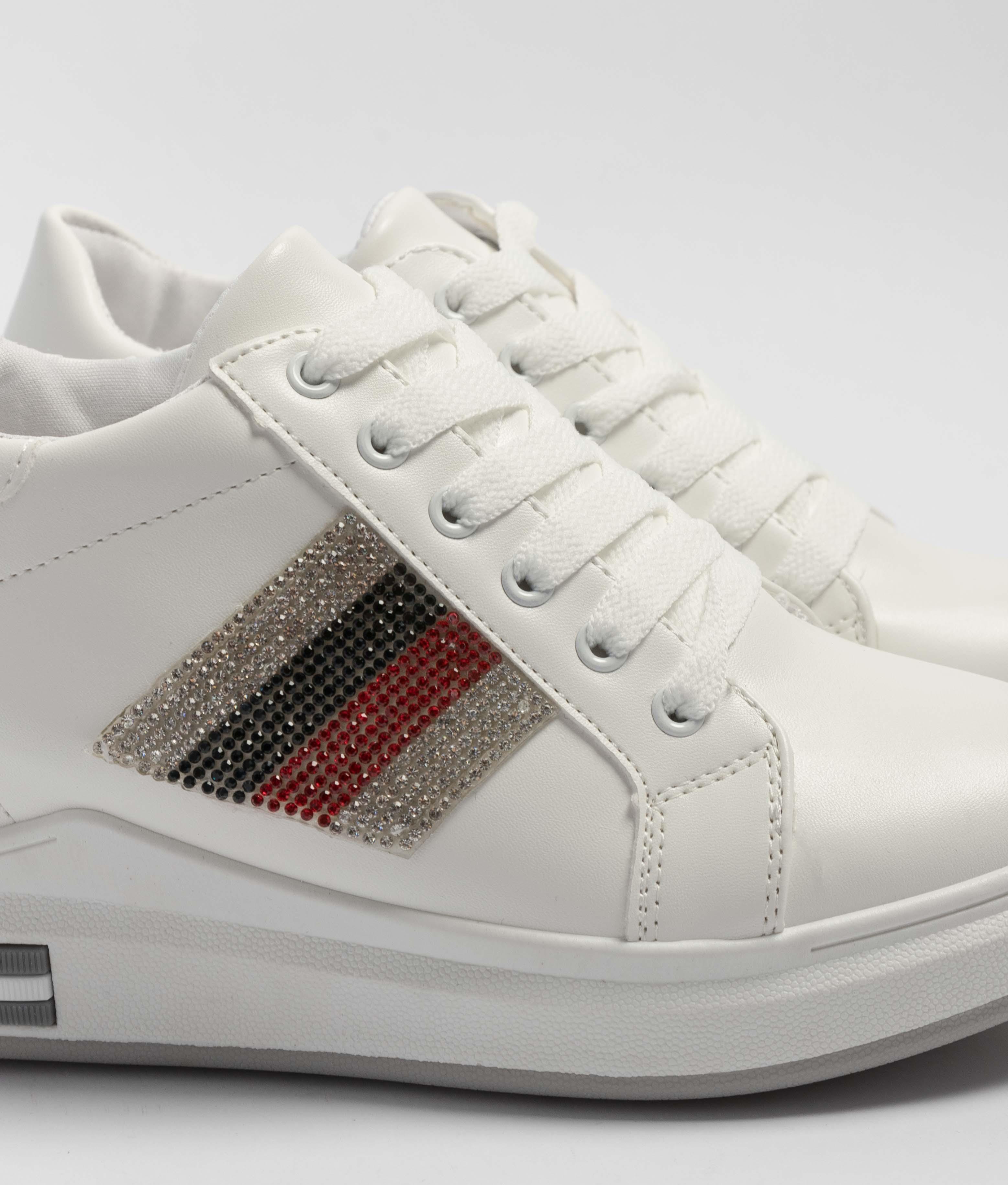 Sneakers Silky - Blanco