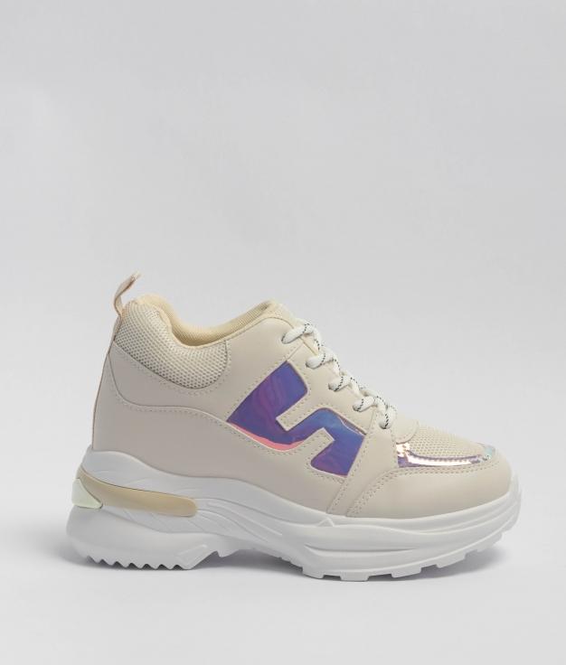 Sneakers Yanga - Beige