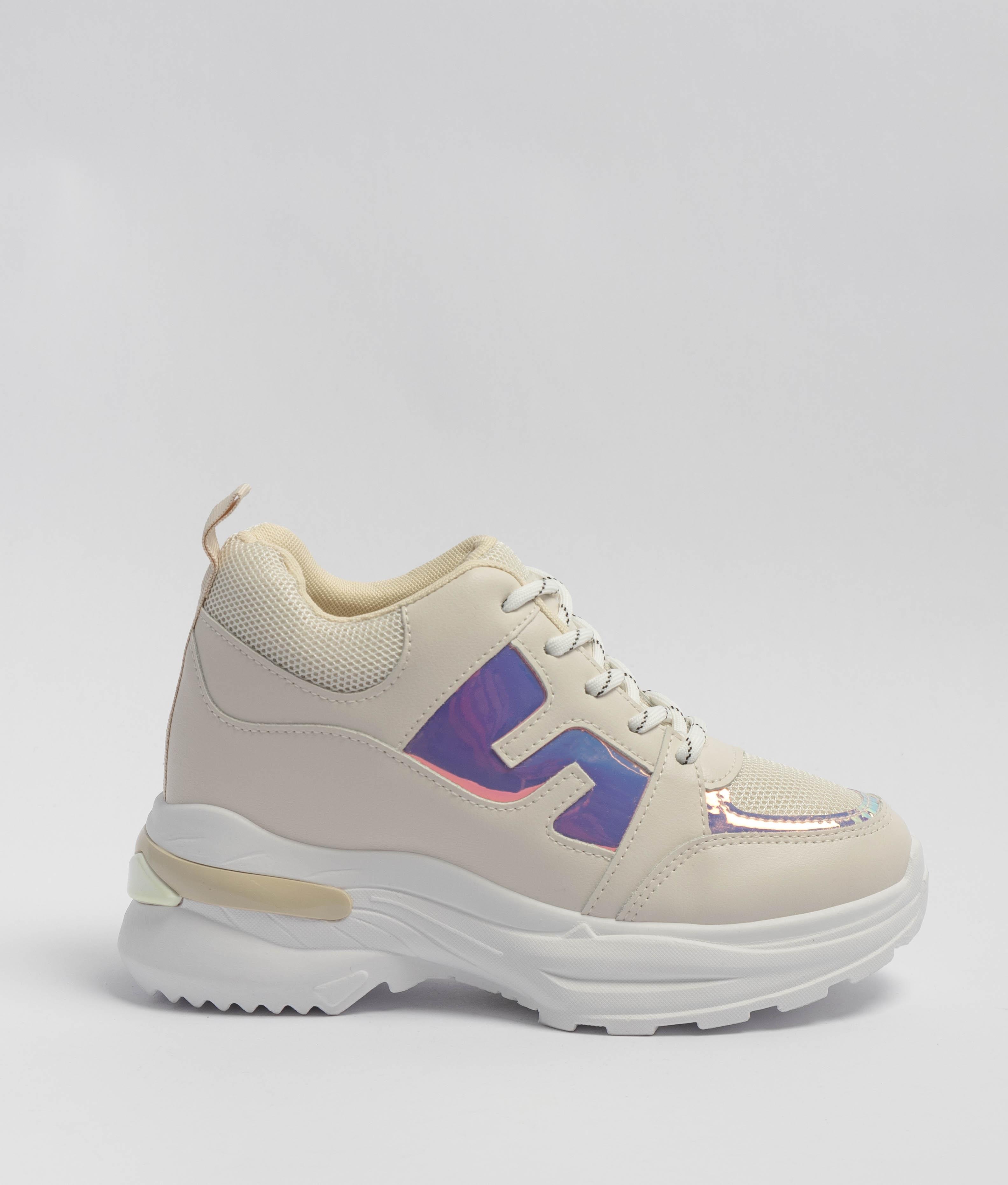 Sneakers Yanga - Bege