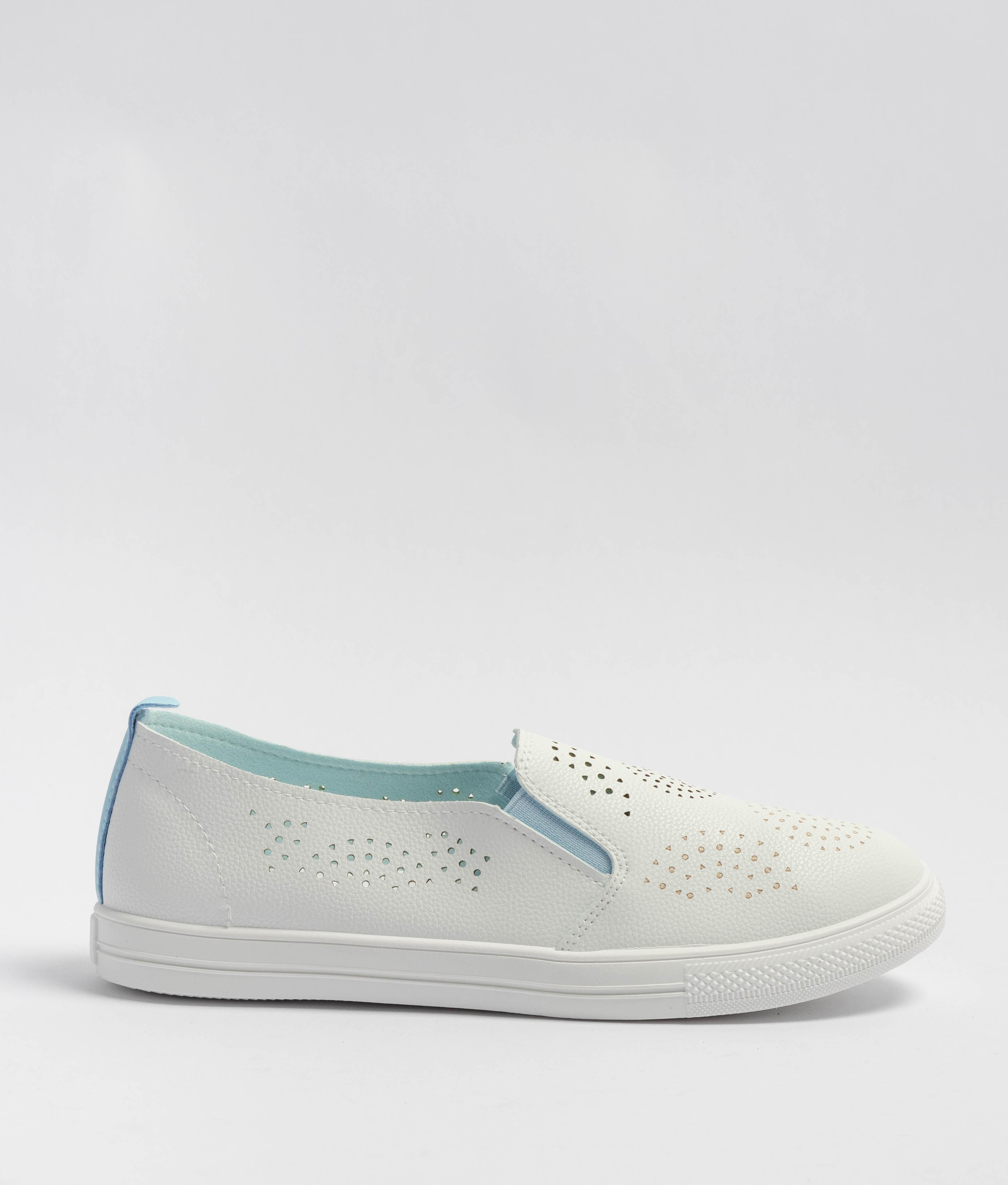 Sneakers Chery - Azul Claro