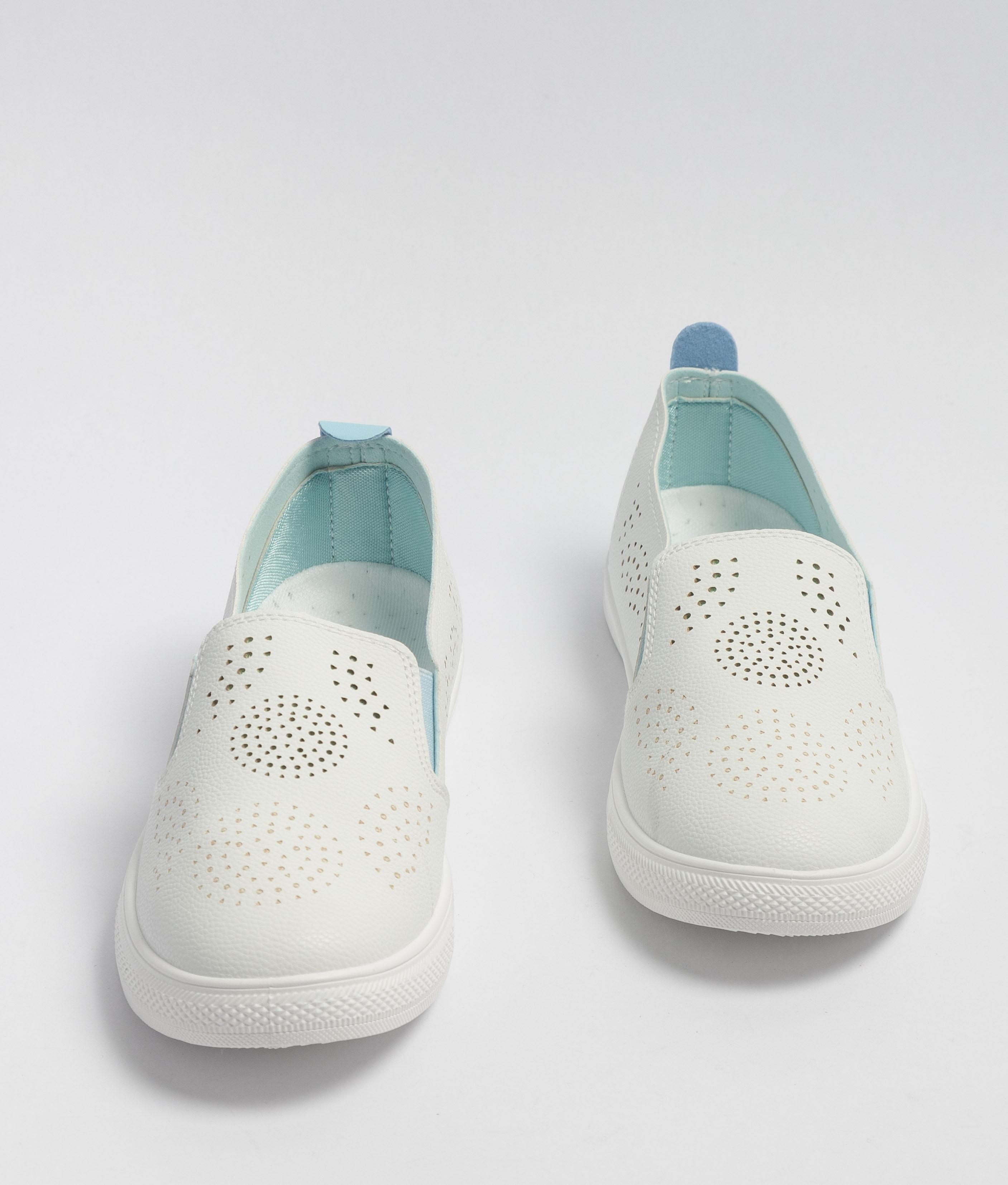 Sneakers Chery - Light Blue