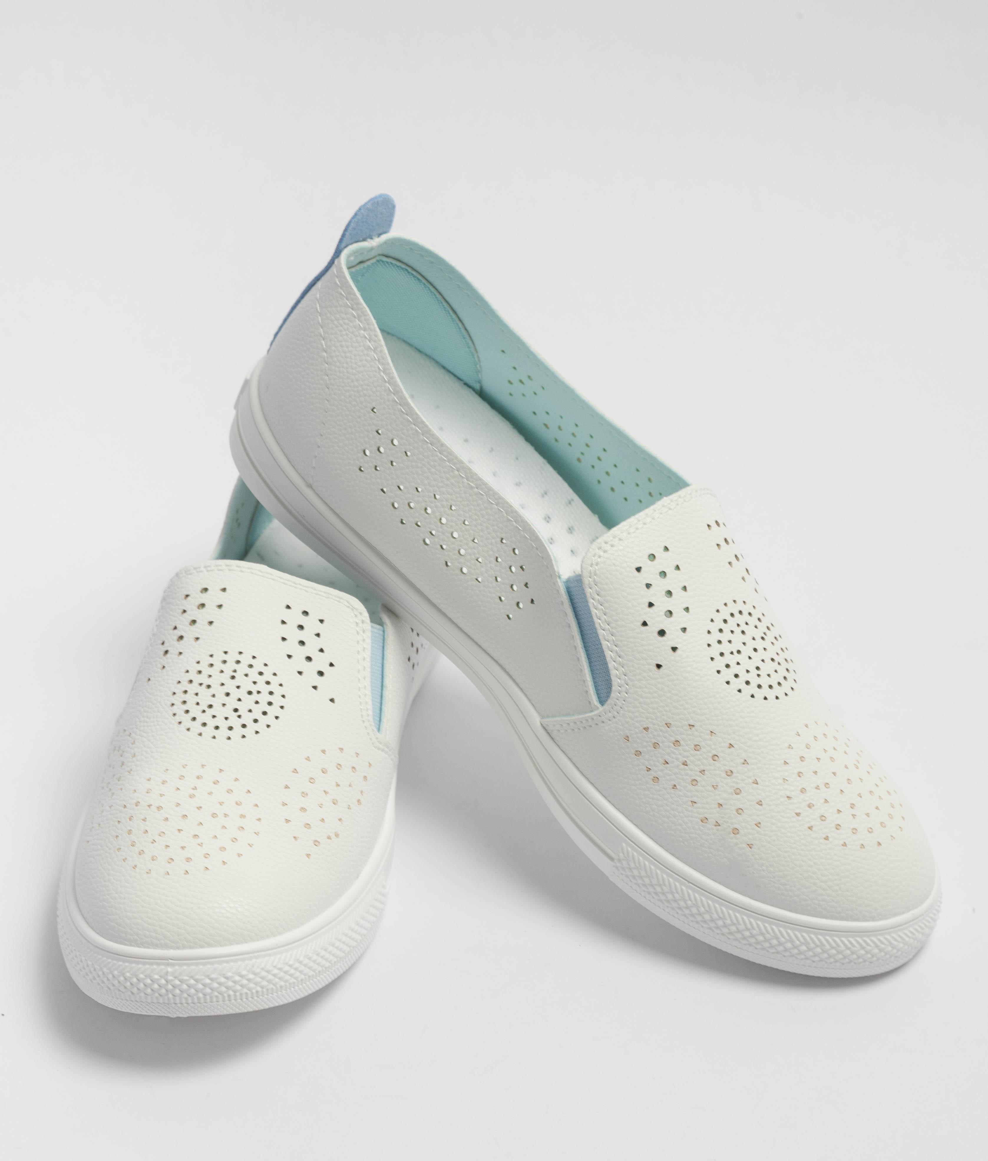 Sneakers Chery - Bleu Clair
