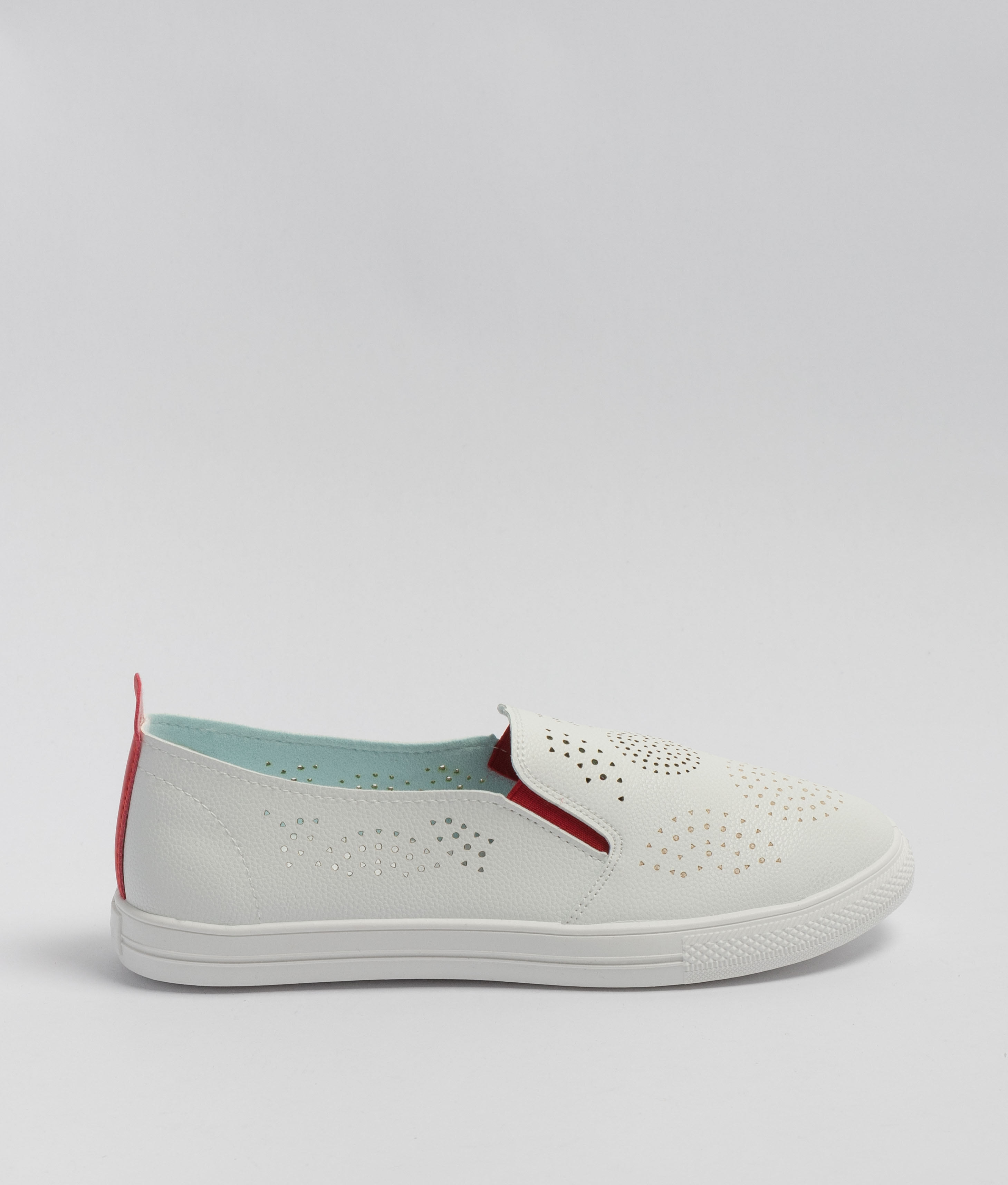 Sneakers Chery - Rojo
