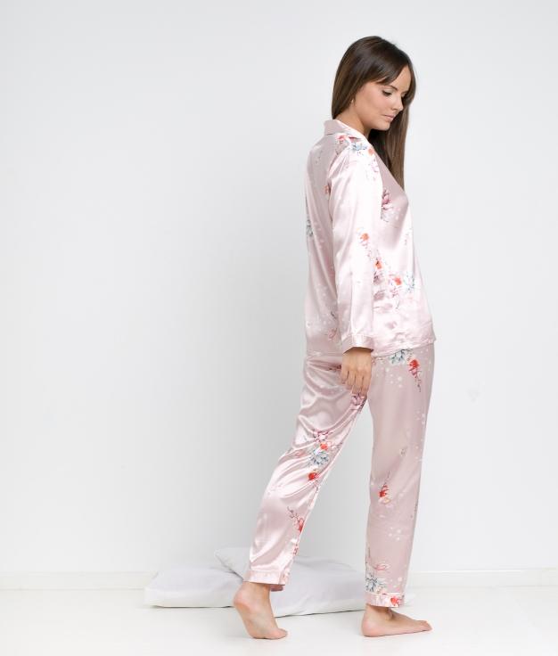 Pijama Tret - Rose