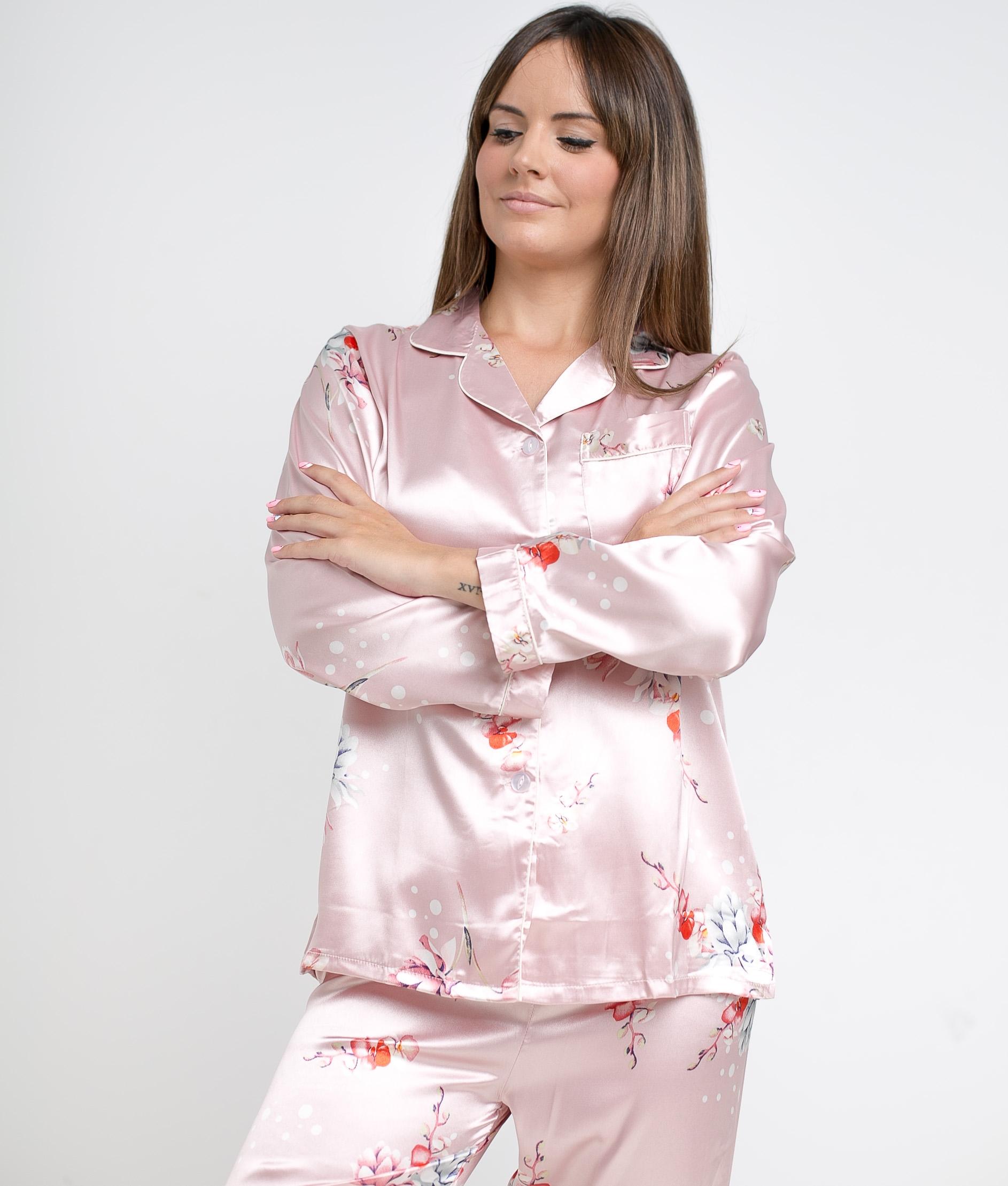 Pijama Tret - Rosa