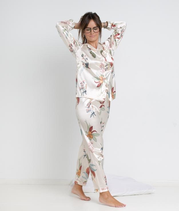 Pijama Tret - Bege
