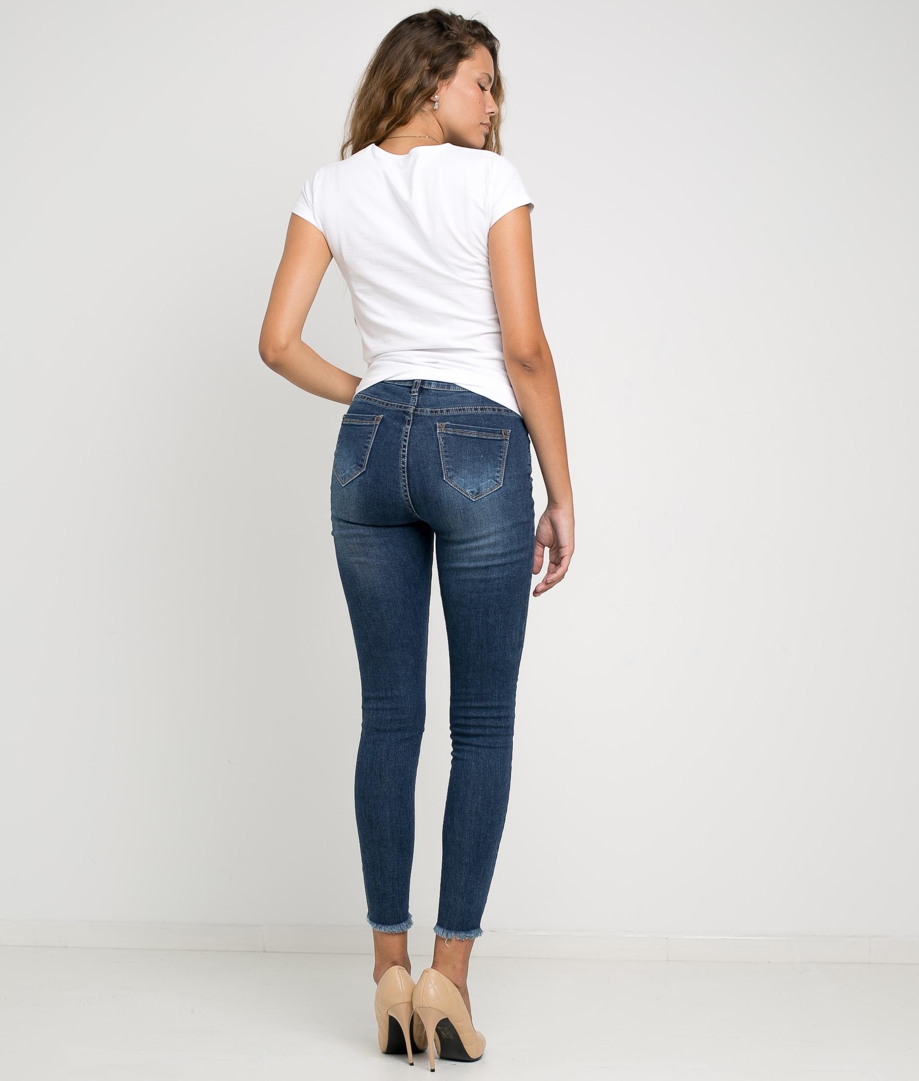 Trousers Copen - Dark Denim