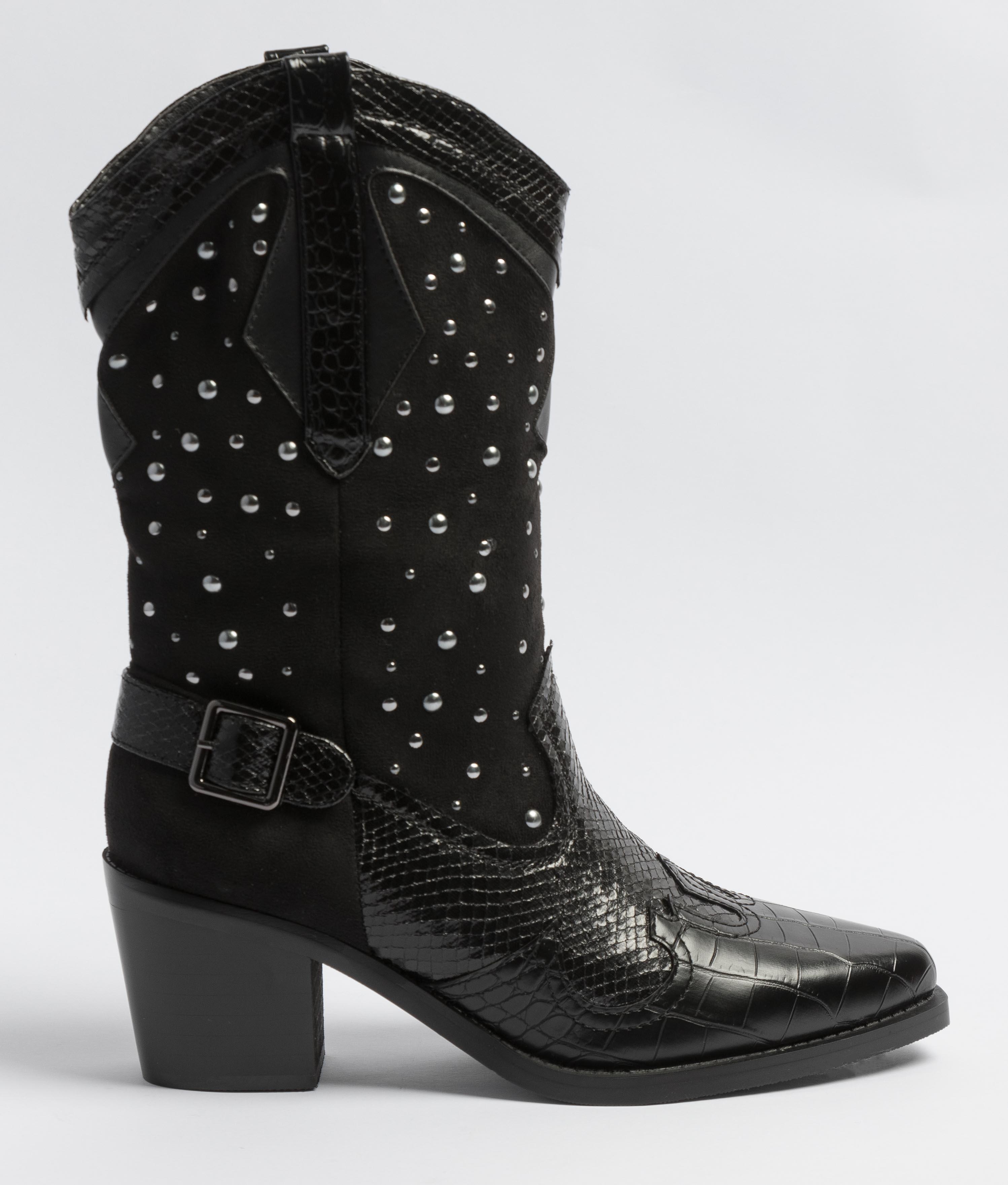 Low Boot Milari - Black