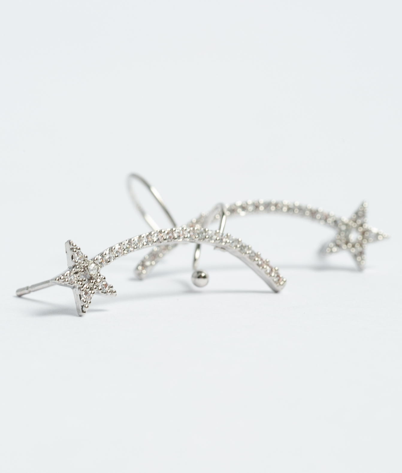 Earrings Iclaria - Silver