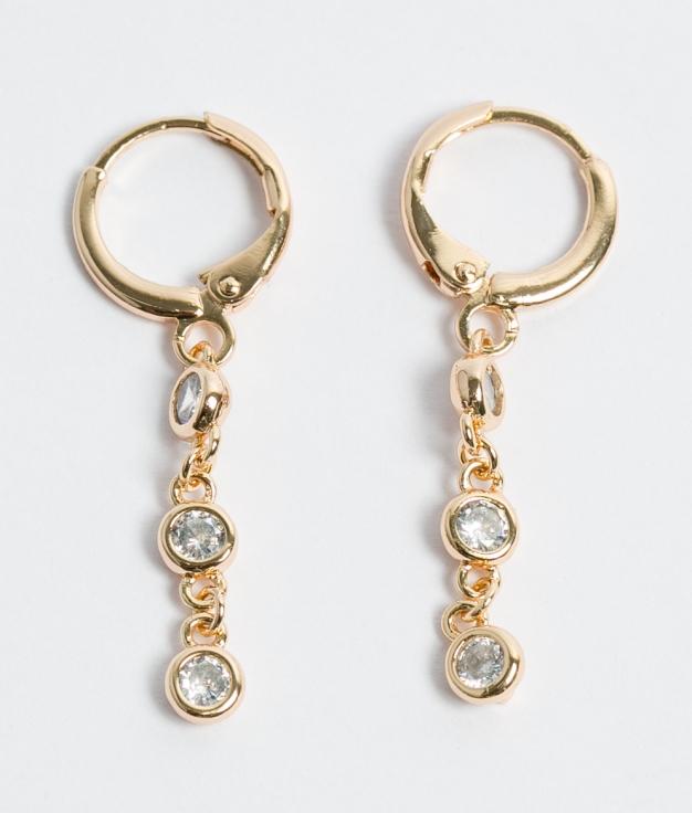 Earrings Benep - Gold