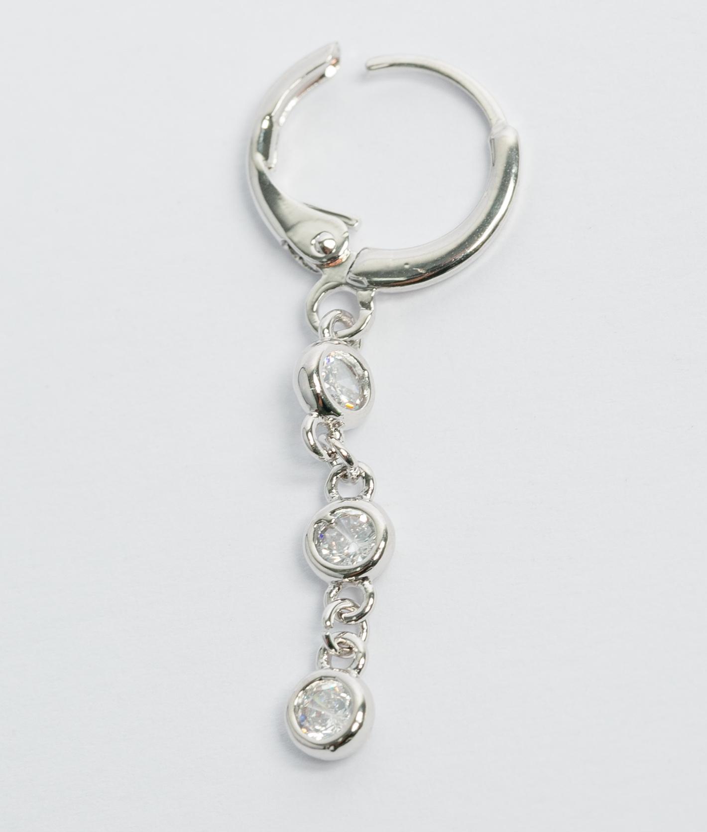 Earrings Benep - Silver