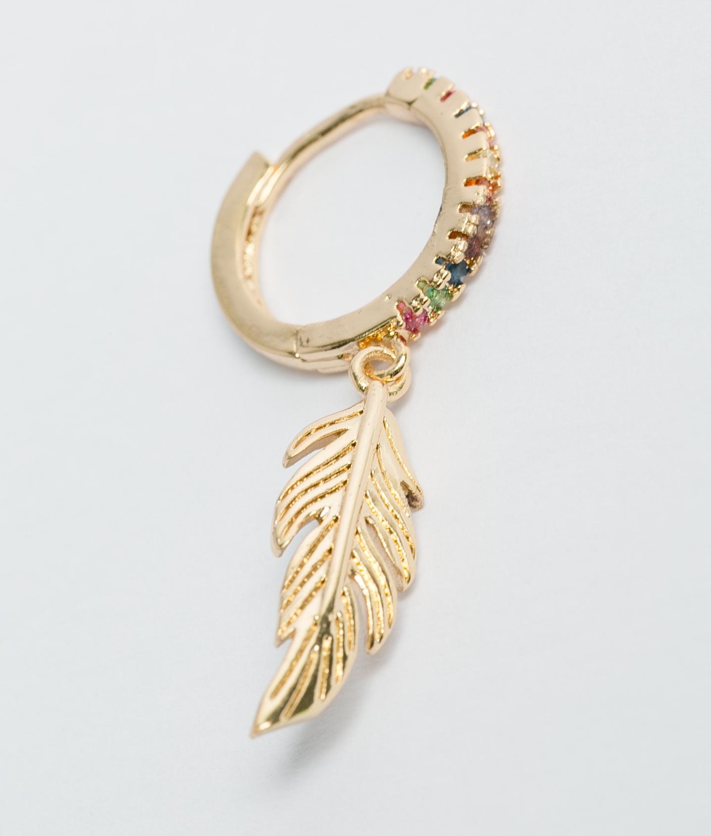 Earrings Falum - Gold