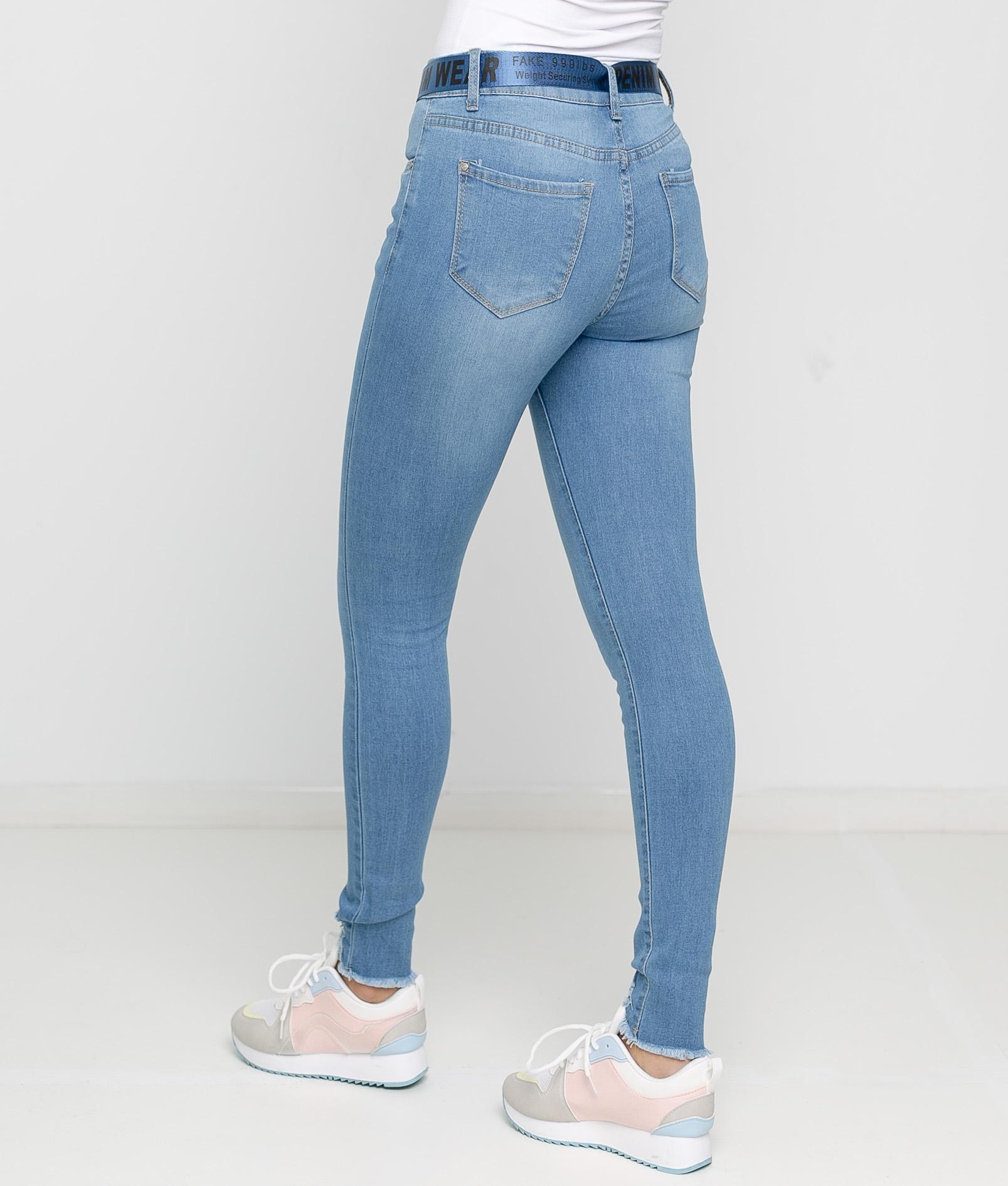 Klean trousers - Denim