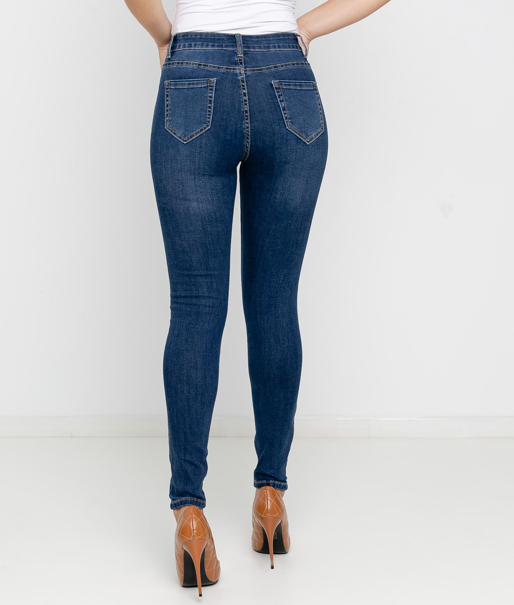 Pantalon Murphy - Denim foncé