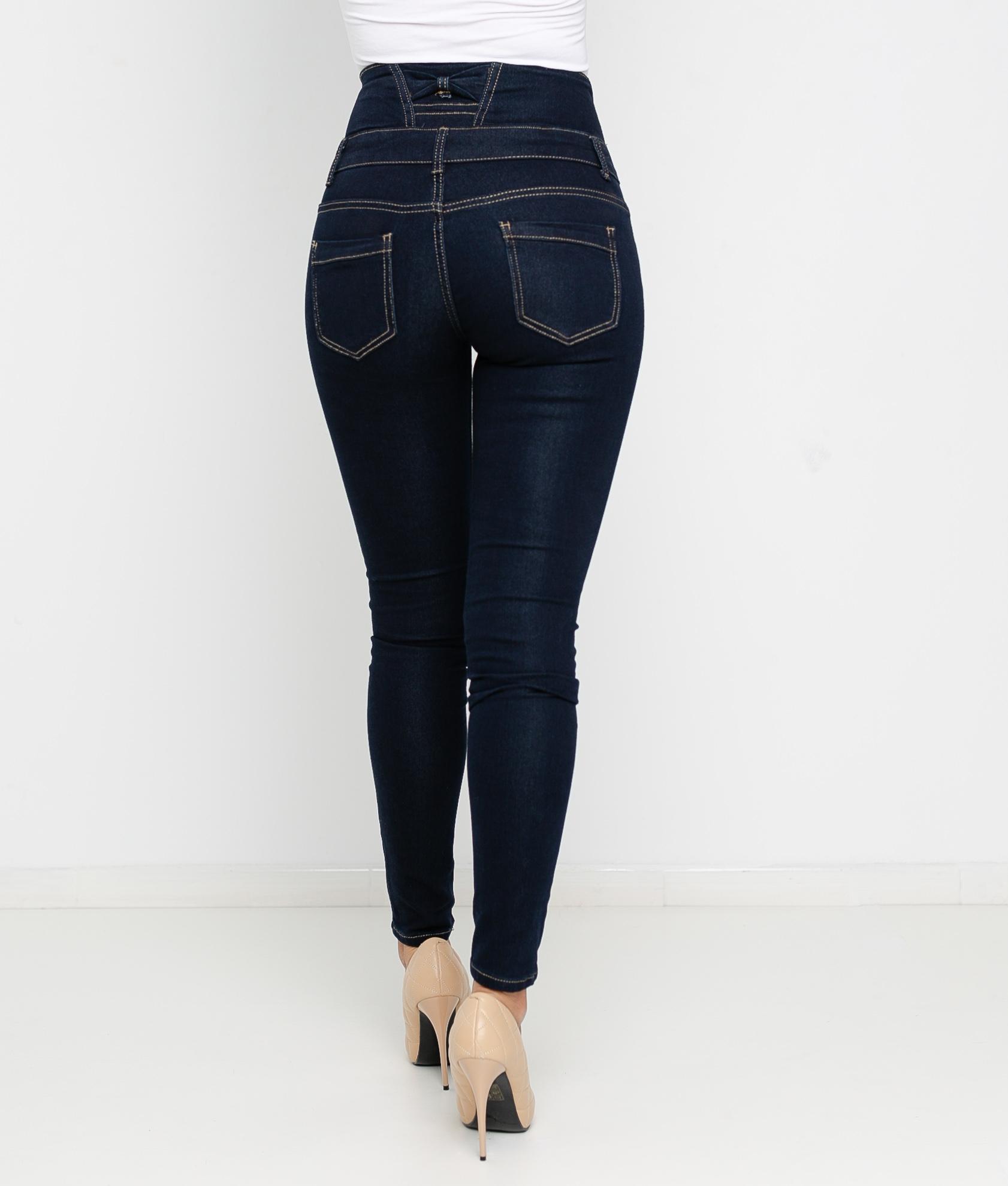Trousers Mariya - Dark Denim