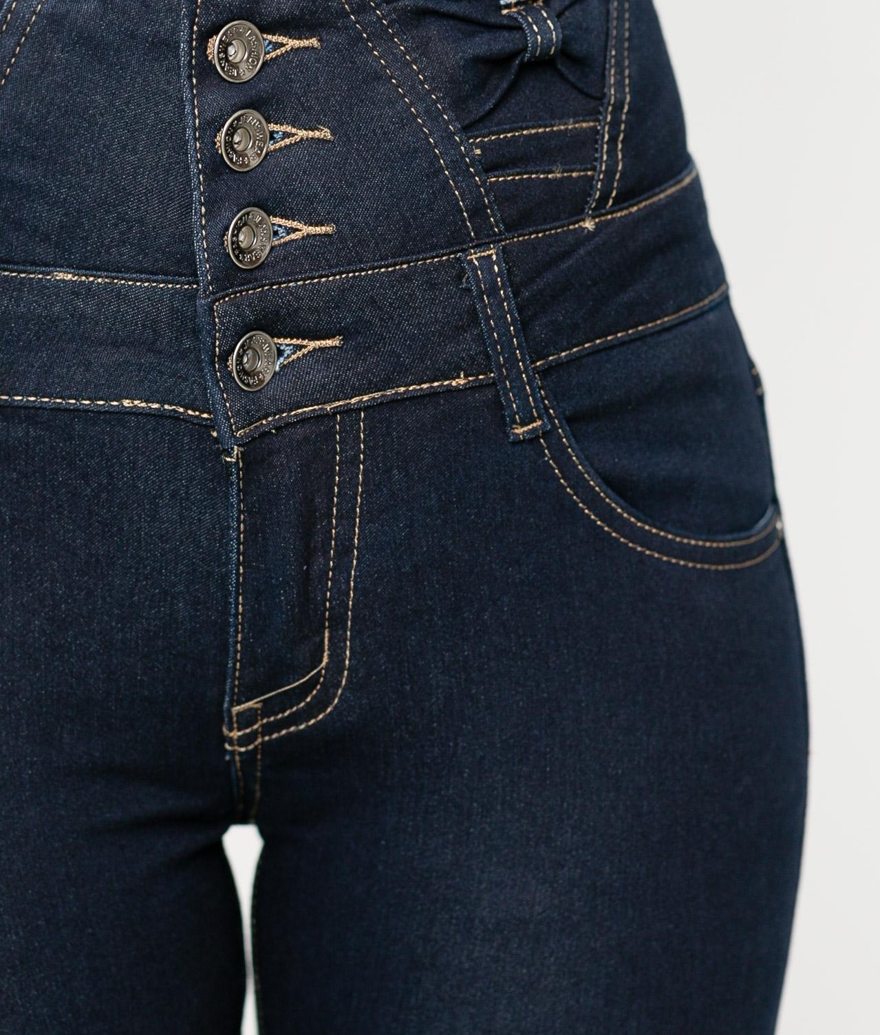 Pantalon Mariya - Denim Foncé