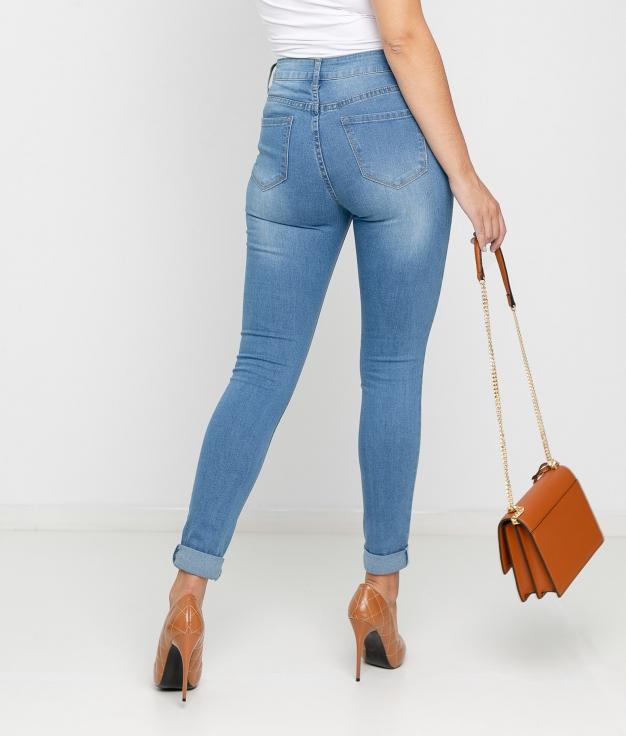 Pantaloni Karei - Denim
