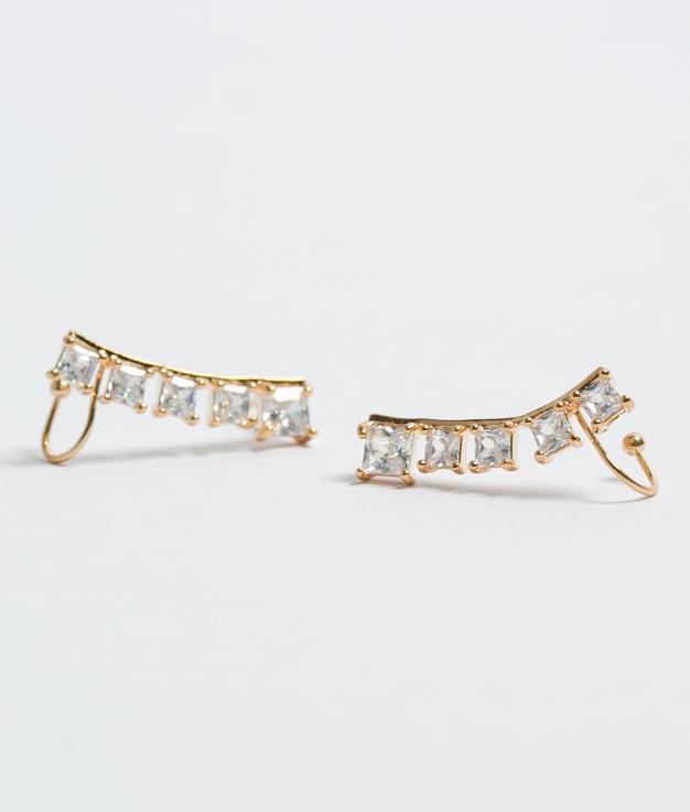 Earrings Galop - Gold