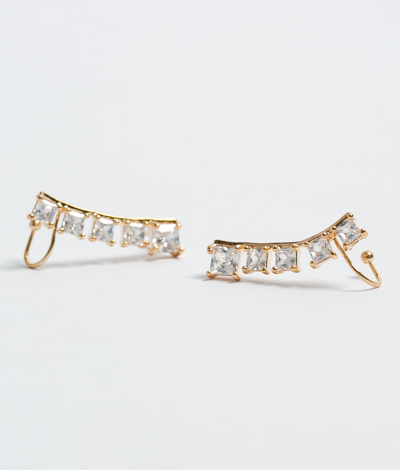 Earrings Galop - Gold
