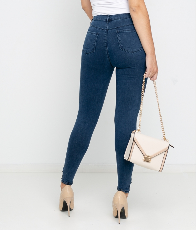 Pantaloni Chapel - Denim scuro