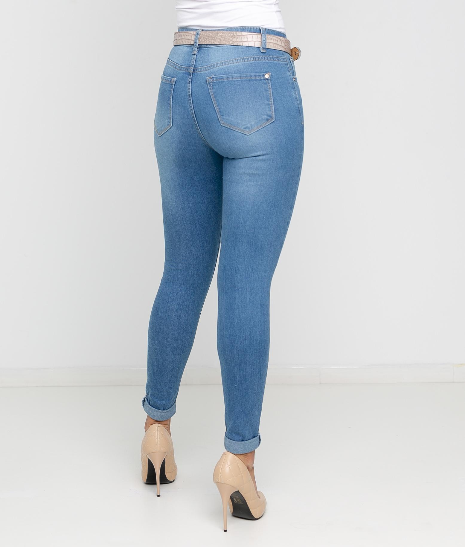 Pantaloni Jerica - Denim