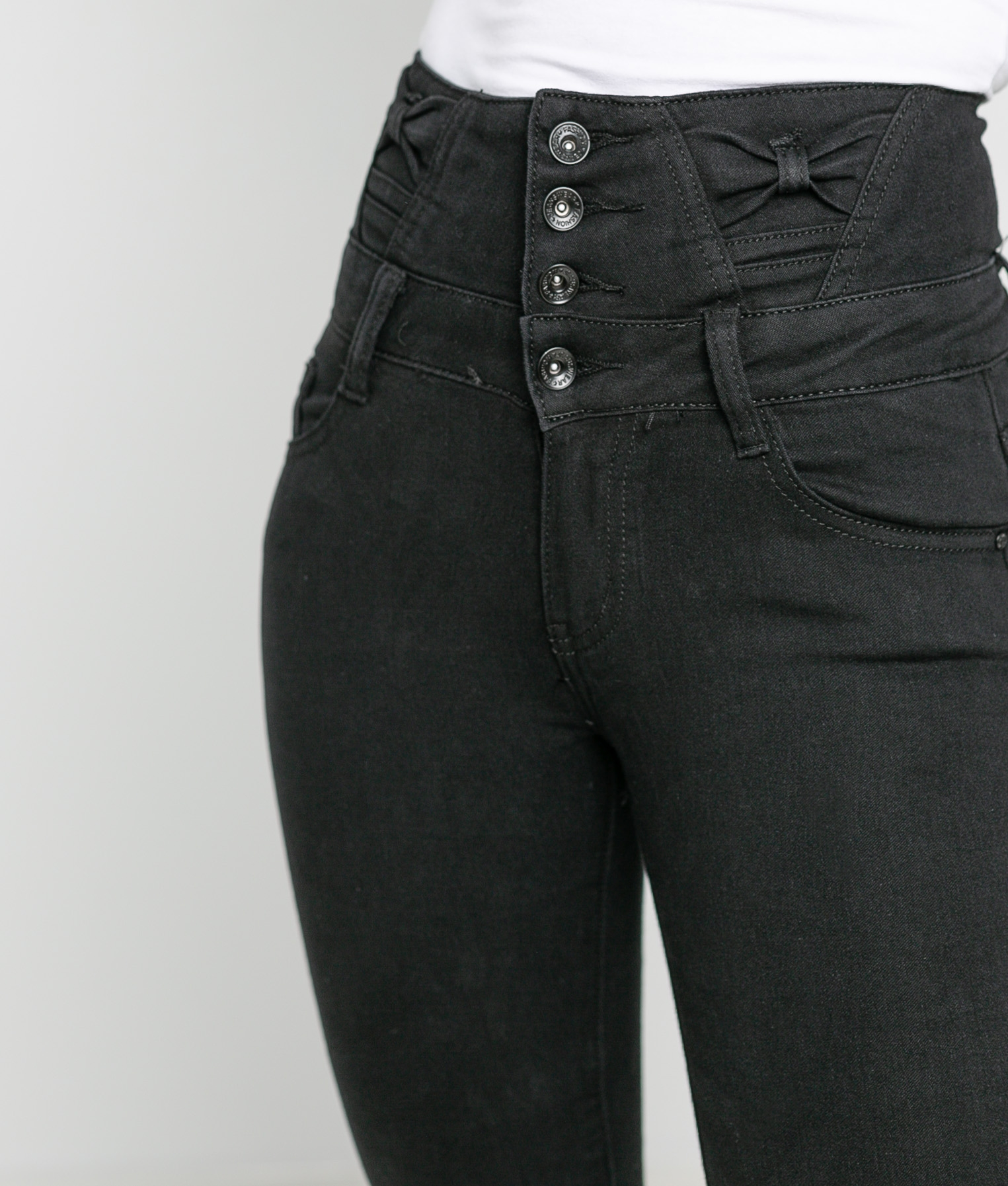 Pantalón Paraske - Negro