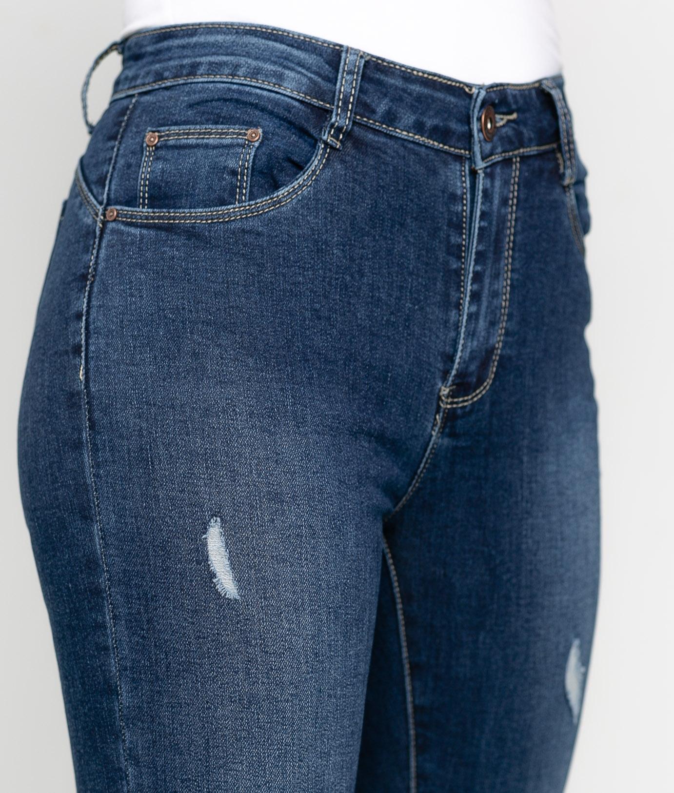 Milune trousers - Dark denim
