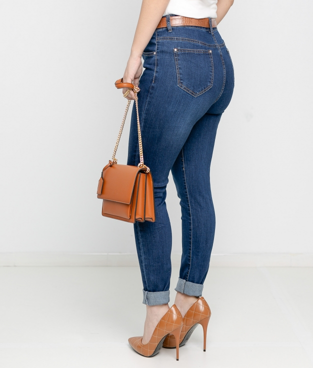 Pantaloni Cher - Denim scuro