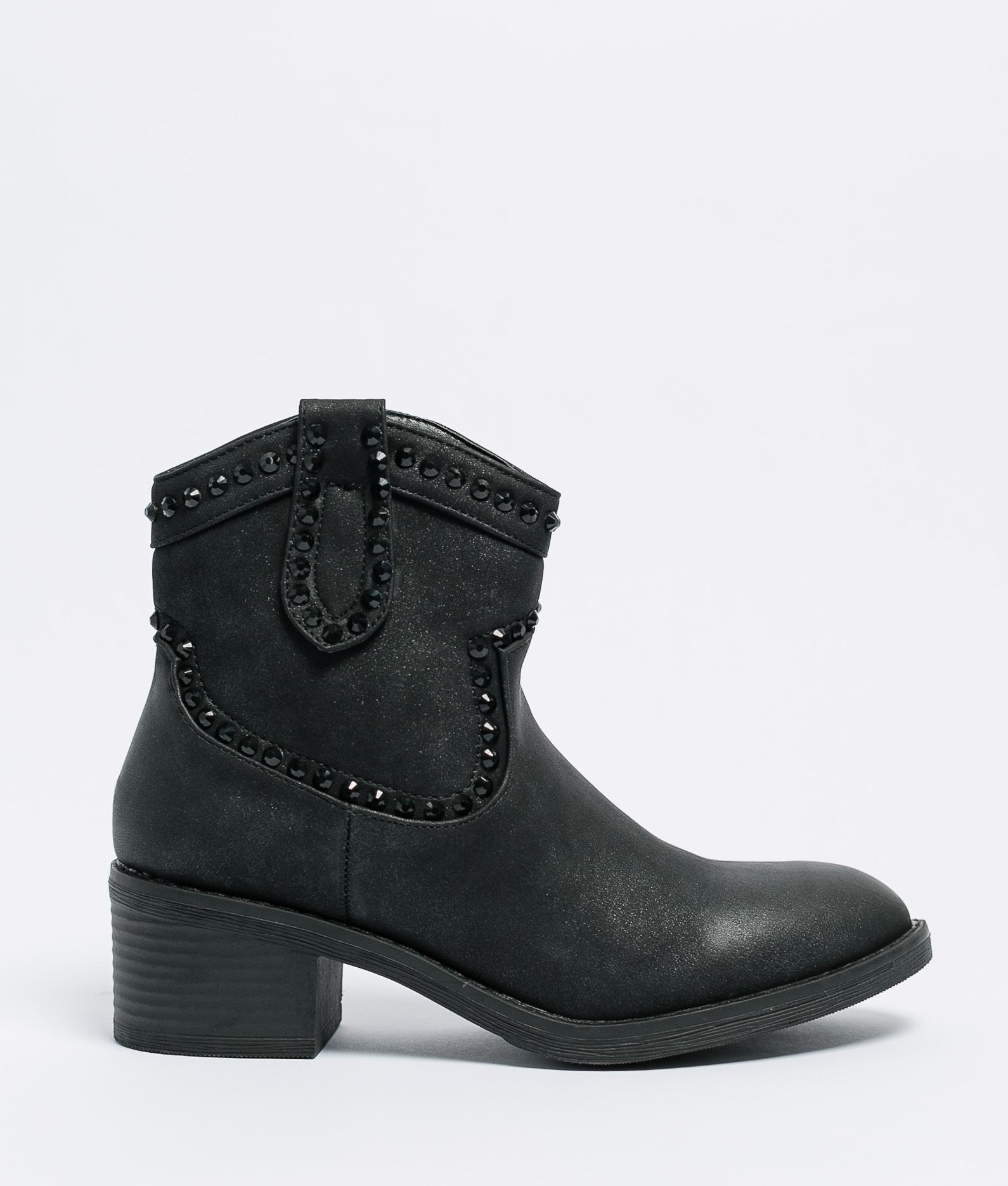 Boot Petite Loria - Noir