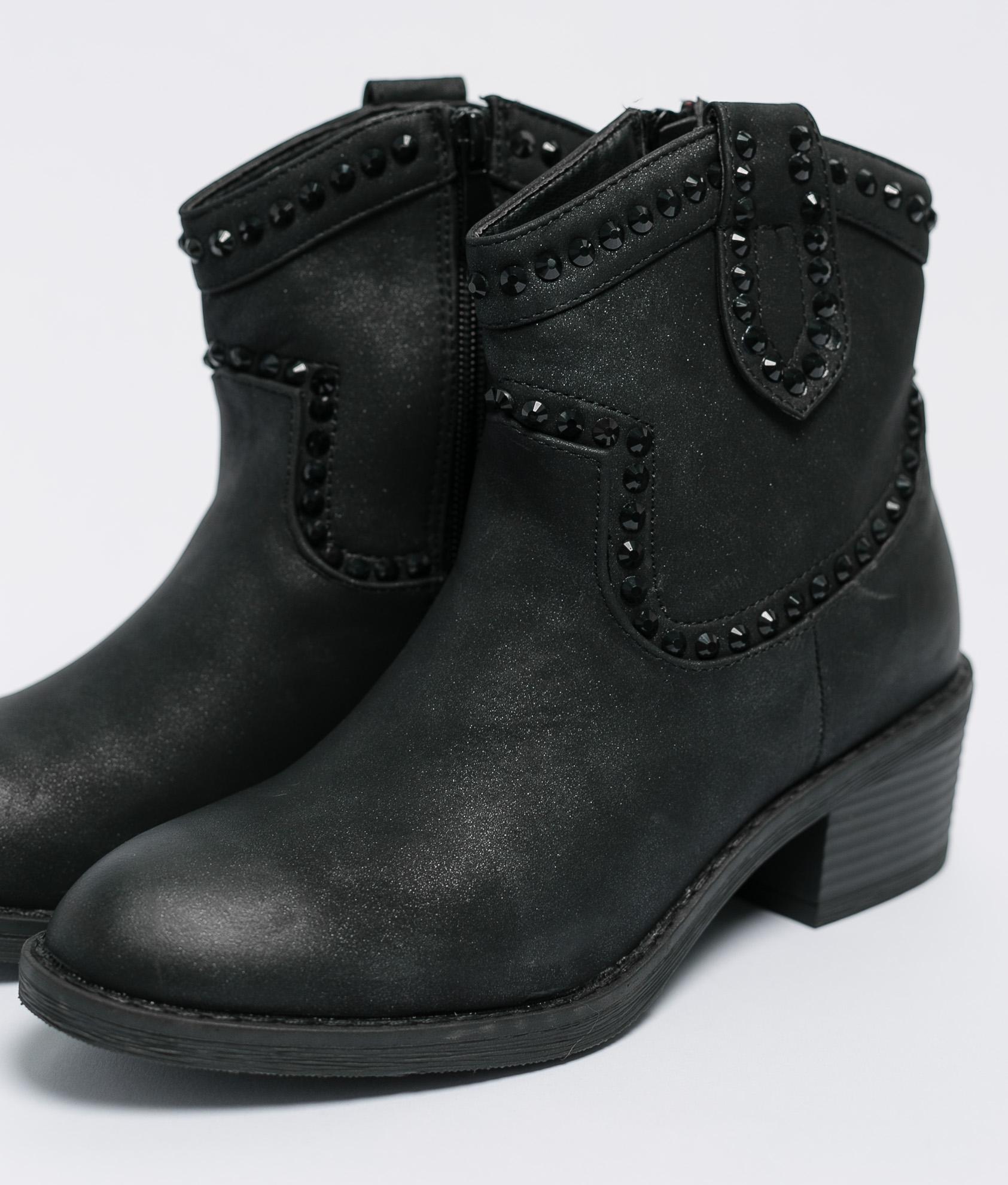 Low Boot Loria - Black