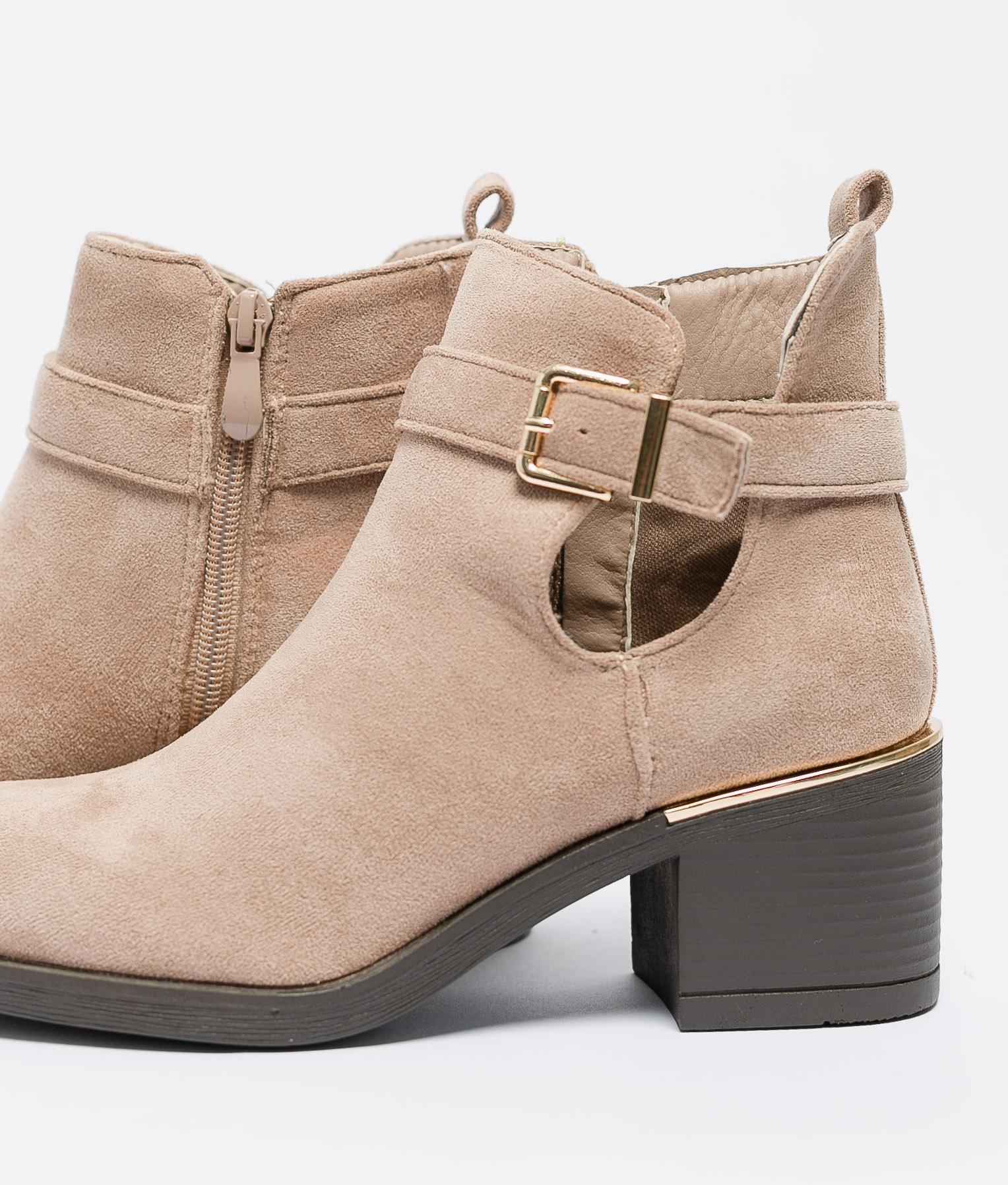 Boot Petite Nisa - Kaki