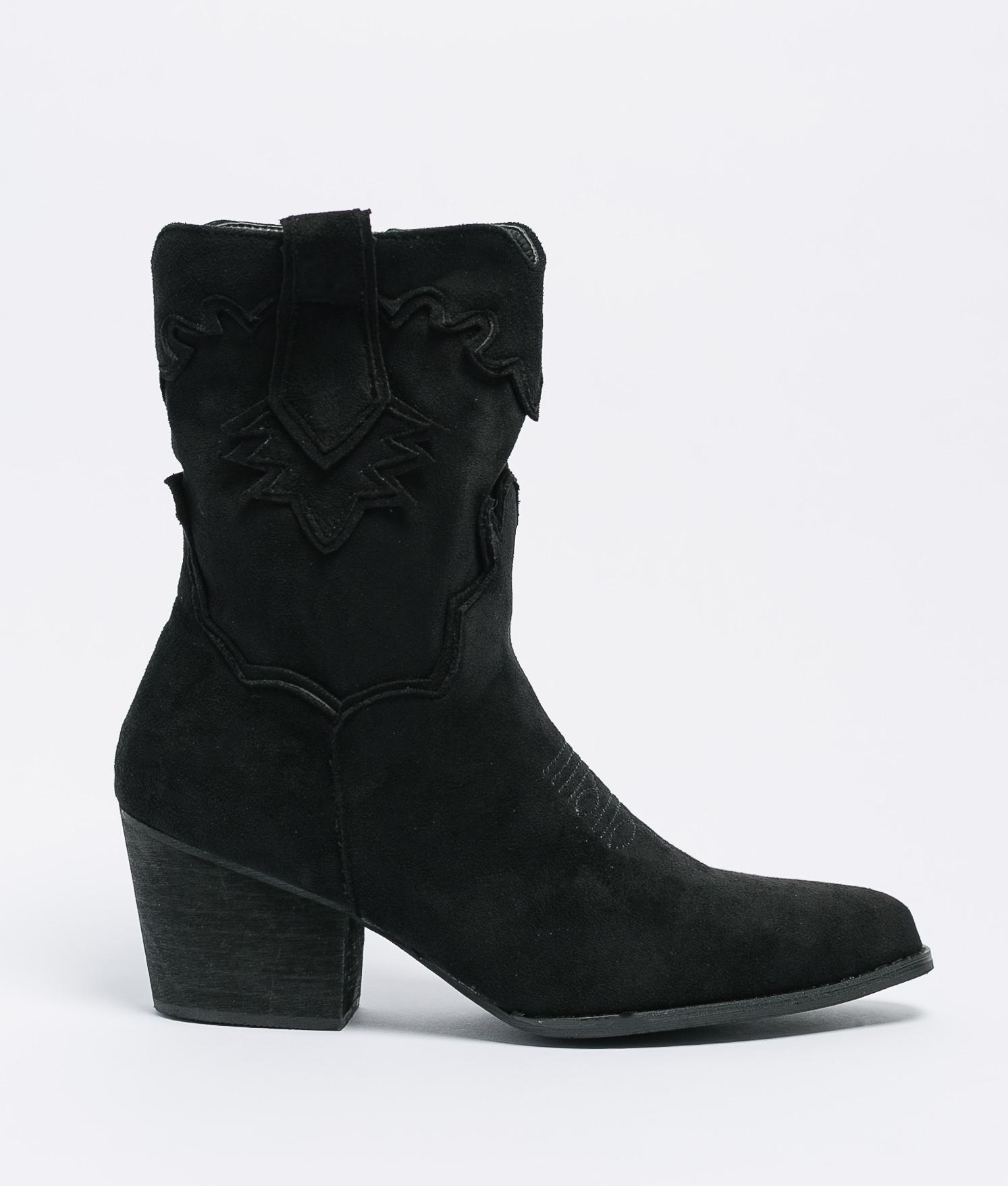 Boot Petite Lagos - Noir