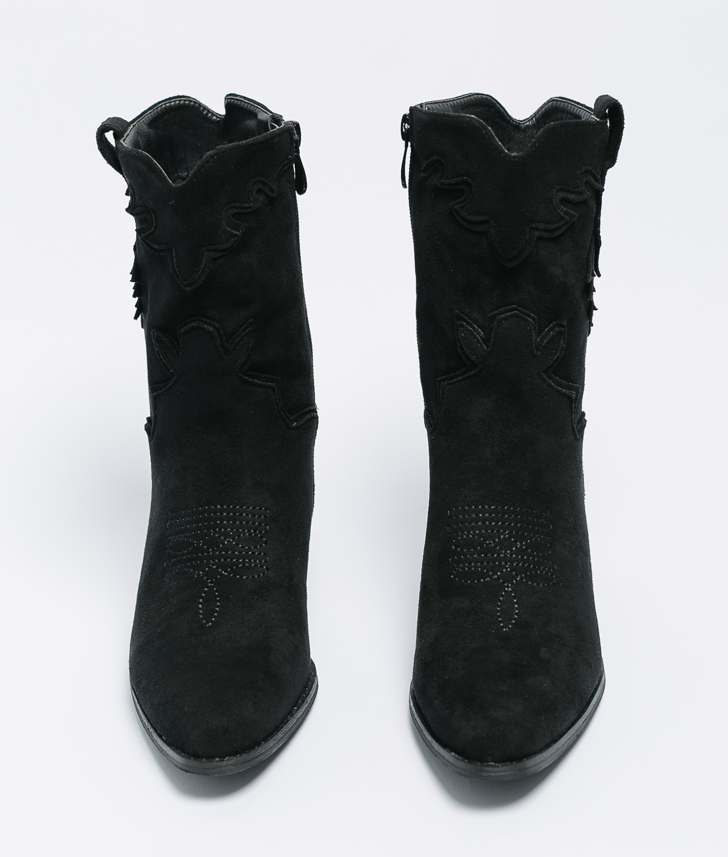 Low Boot Lagos - Black