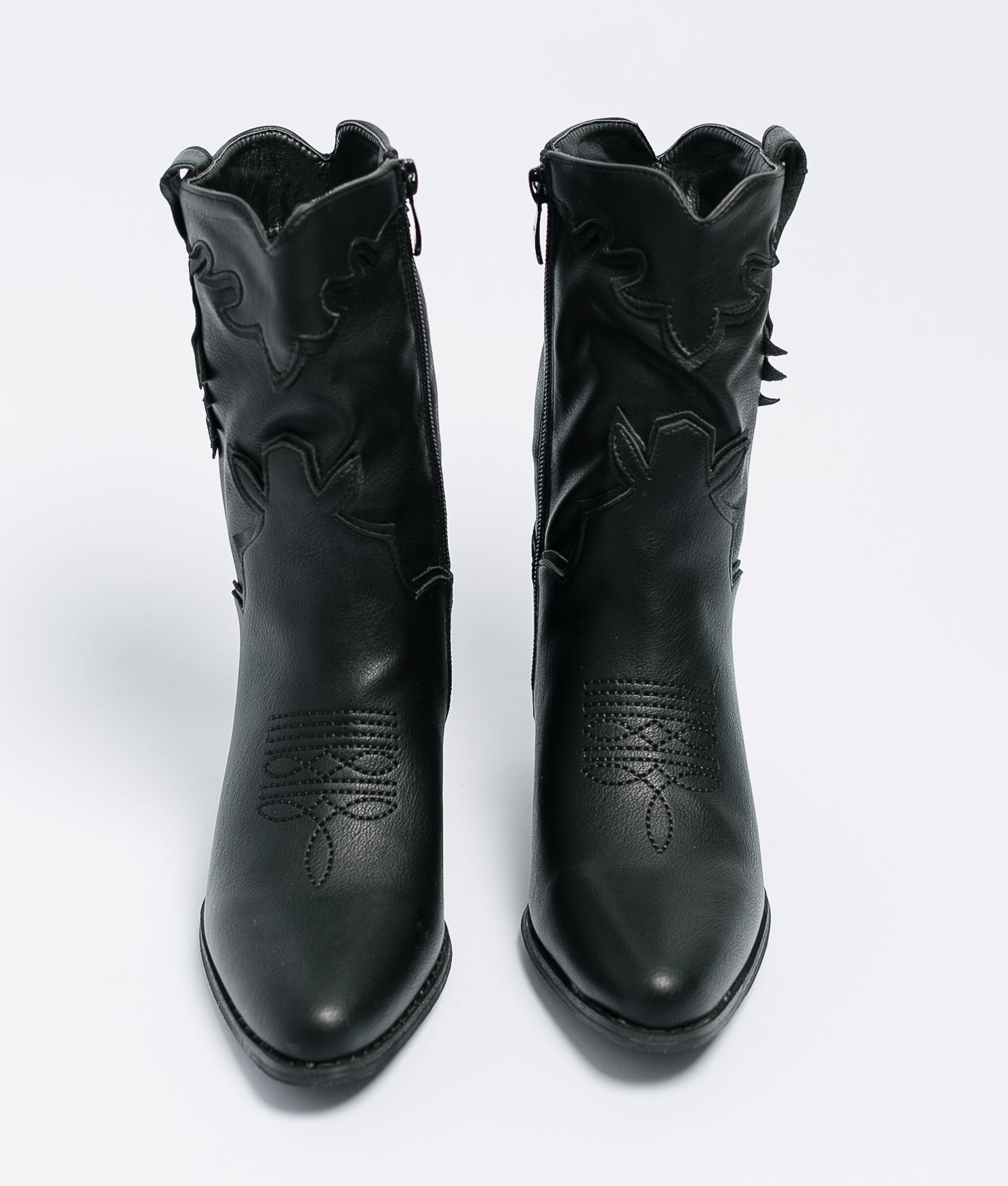 Low Boot Malia - Black