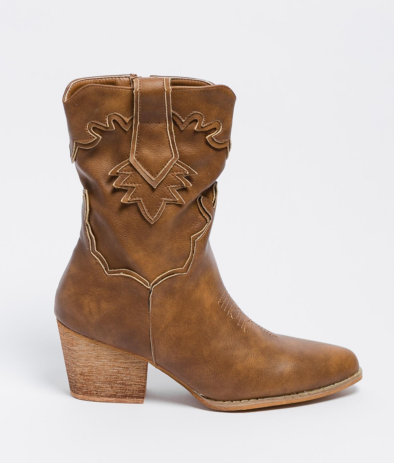 Boot Petite Malia - Chameau