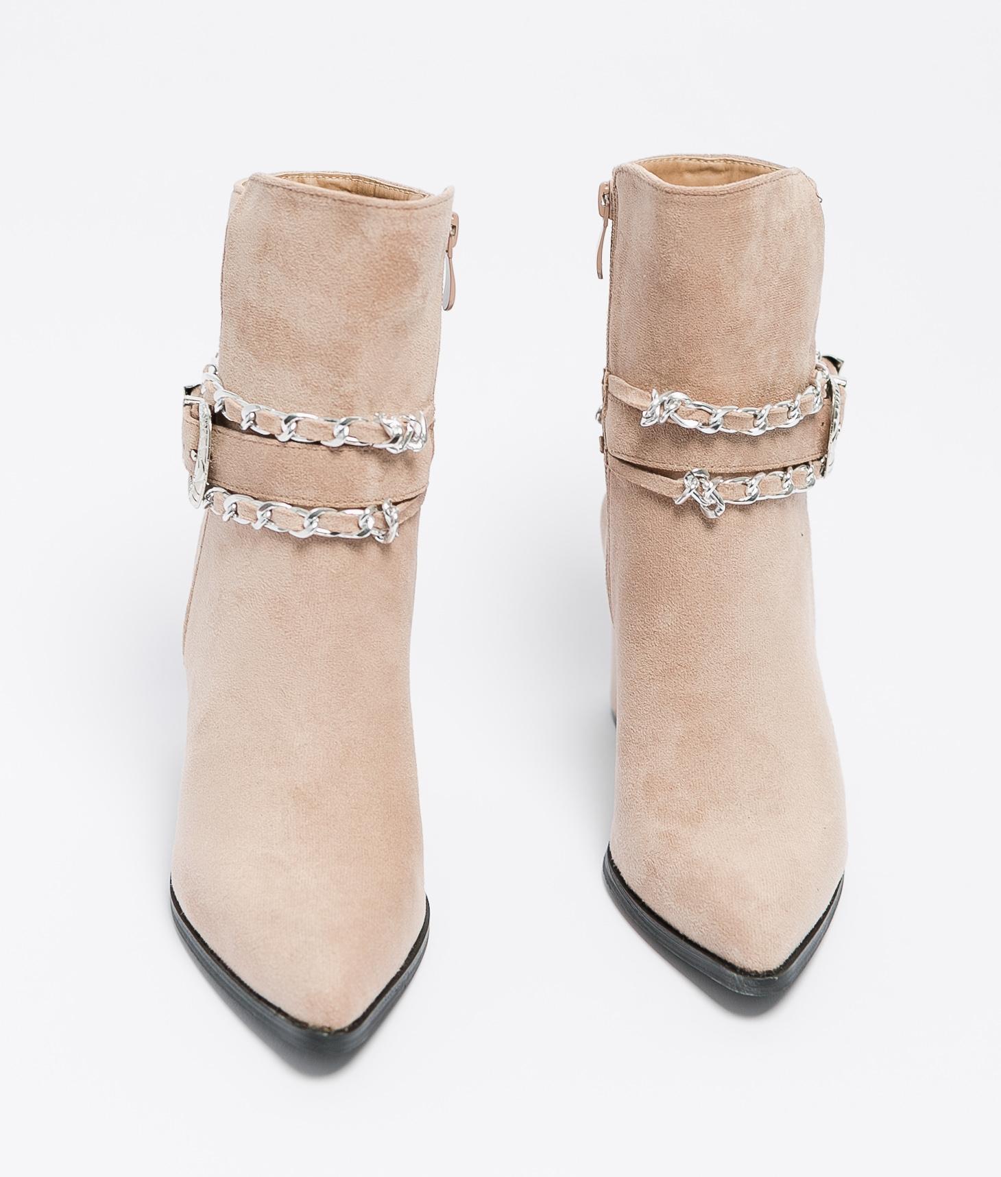 Low Boot Pady - Khaki